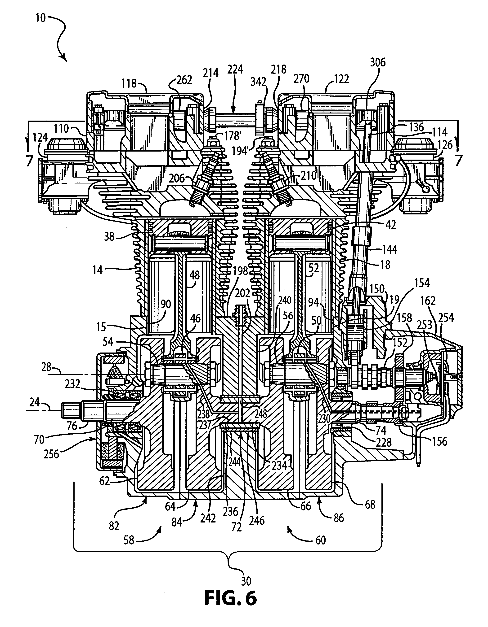 Quad 4 Engine
