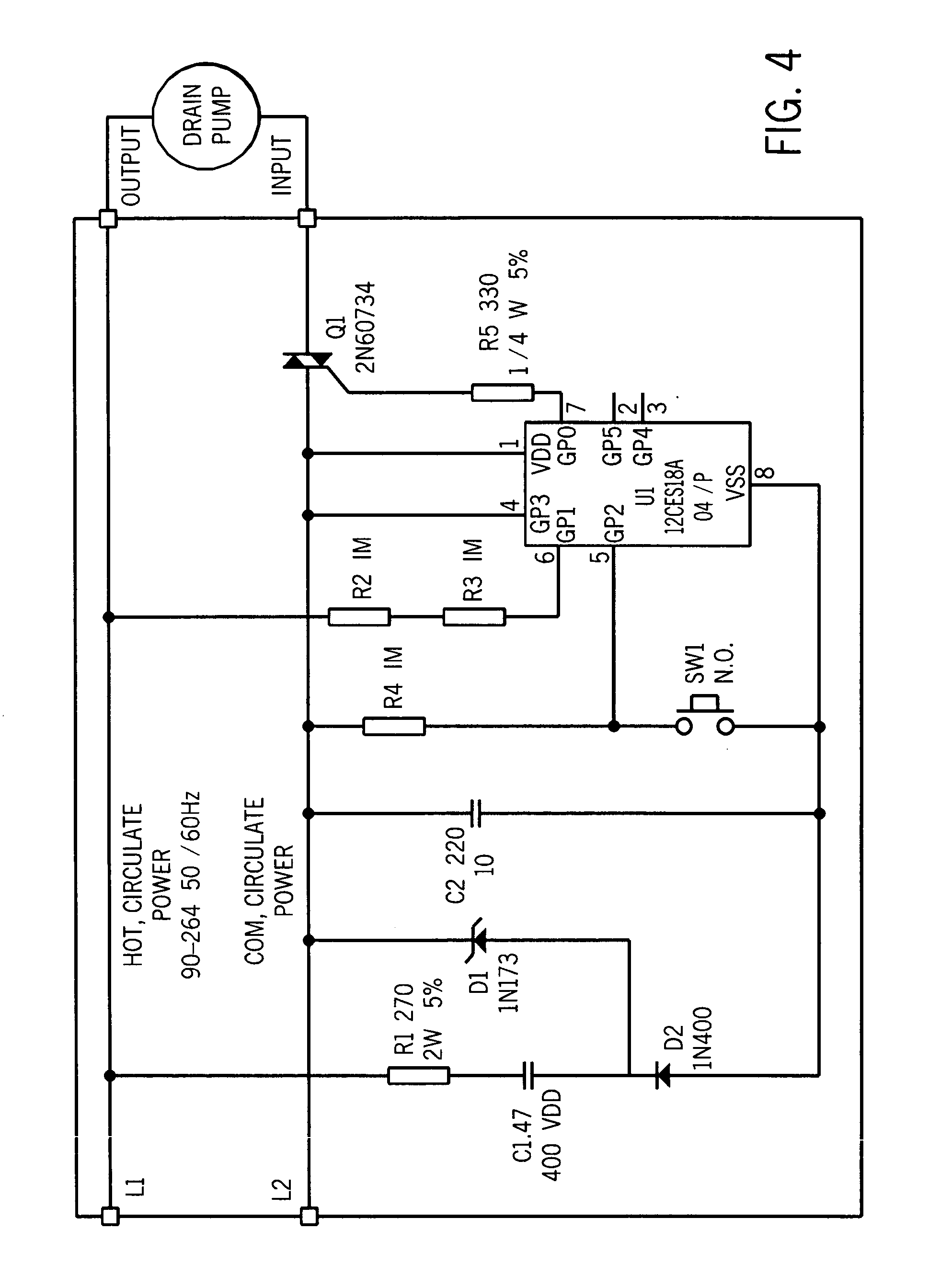 Swamp Cooler Motor Wiring Diagram Within Diagram Wiring