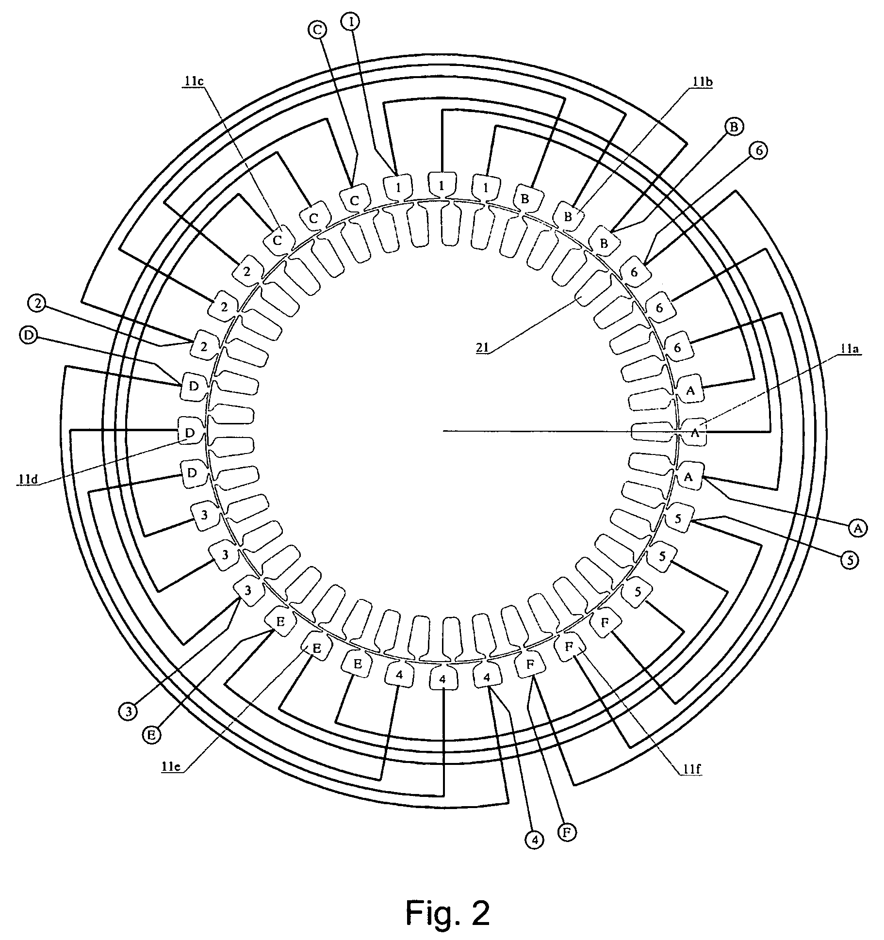 Three Phase Motor Rewinding