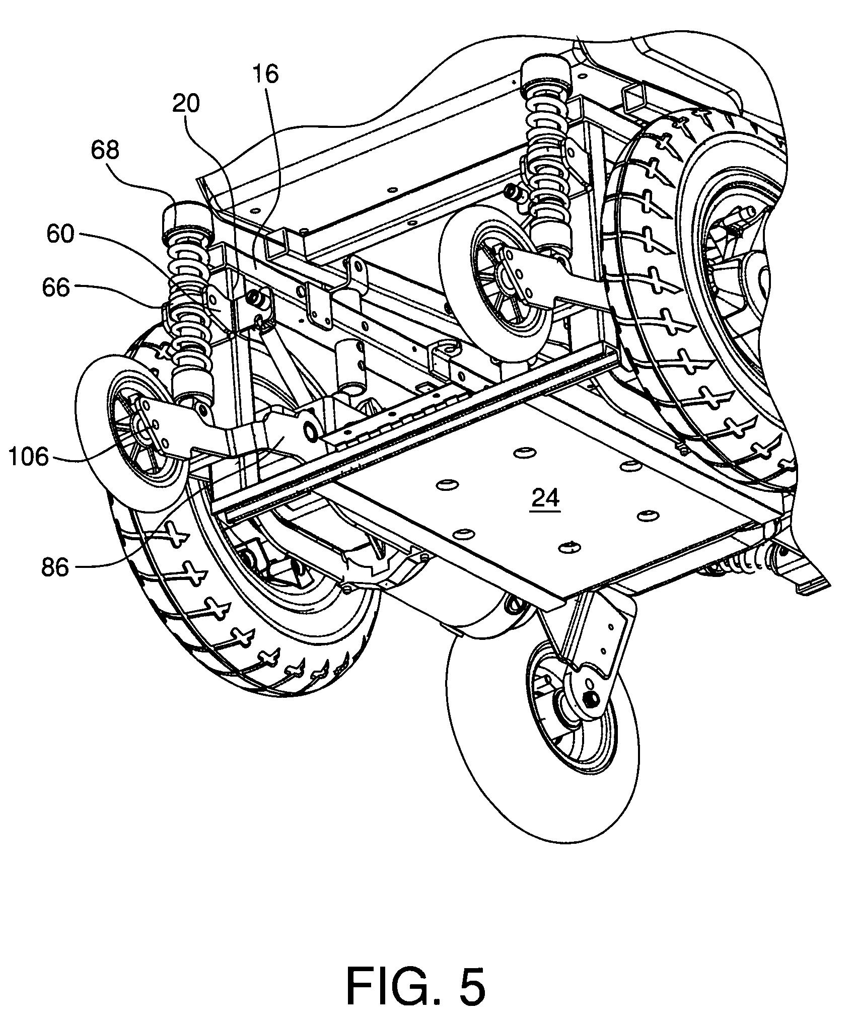 Pride Legend Scooter Wiring Diagram