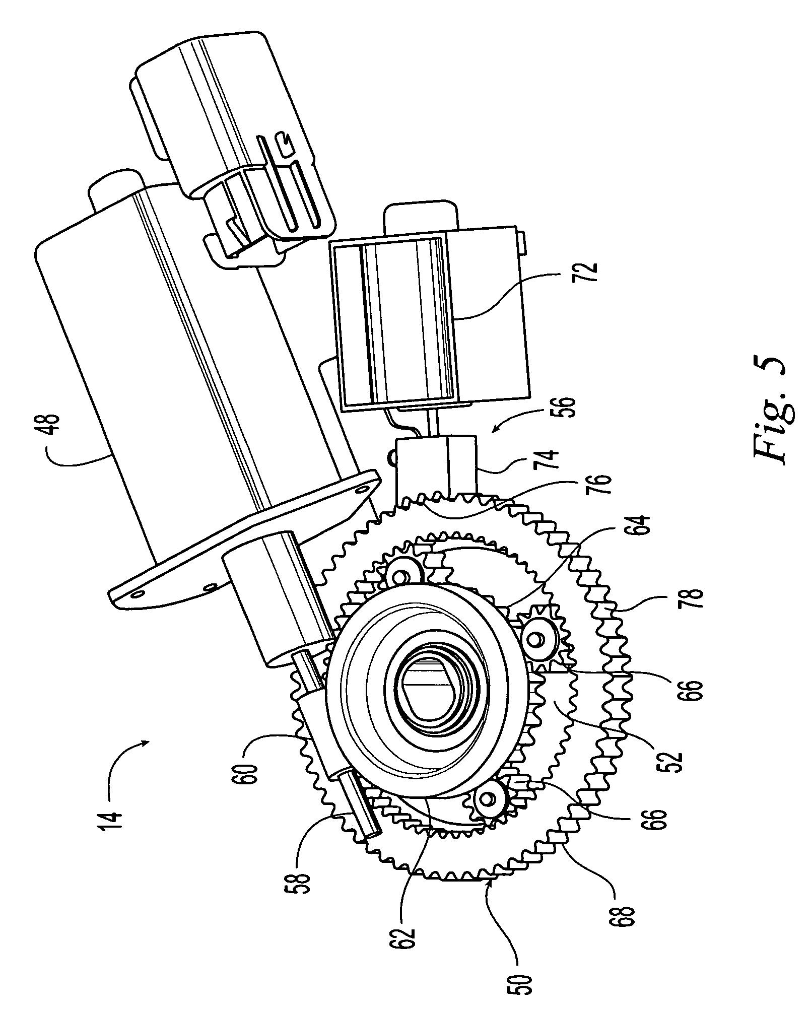 Shift Actuator Wiring Diagram For Mercruiser Wiring Shift