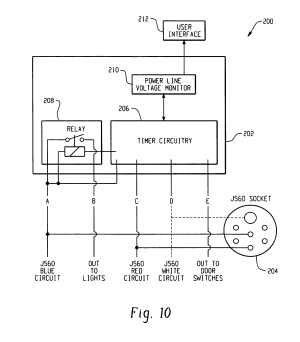 Patent US7286046  Systems and methods for supplying power