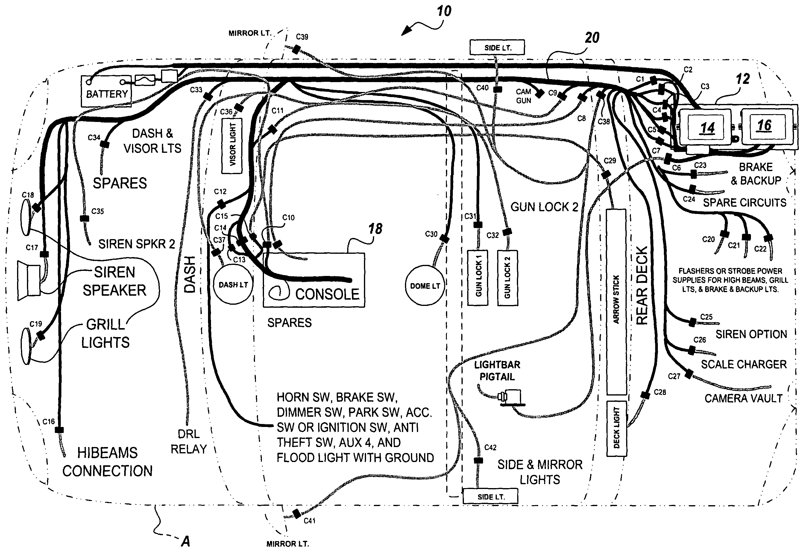 Fisher Plow Mm2 Wiring Harness Diagram