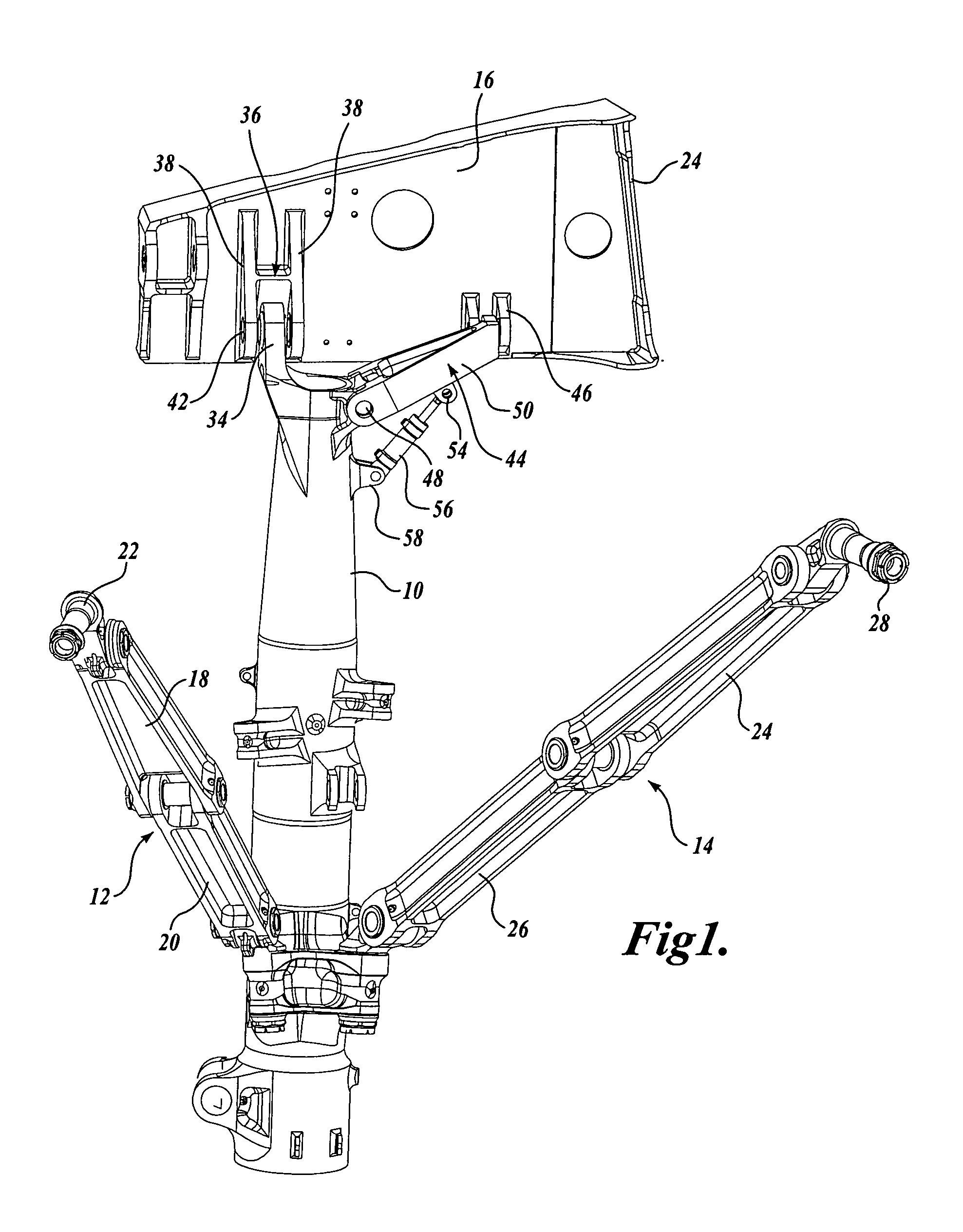 Actuator Landing Gear Retraction