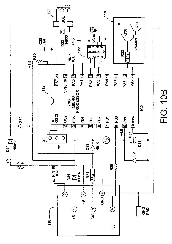 US07456725 20081125 D00011?resize\\\=665%2C943 audiovox wiring diagram efcaviation com on karr 4040a alarm wiring audiovox alarm wiring diagrams at alyssarenee.co
