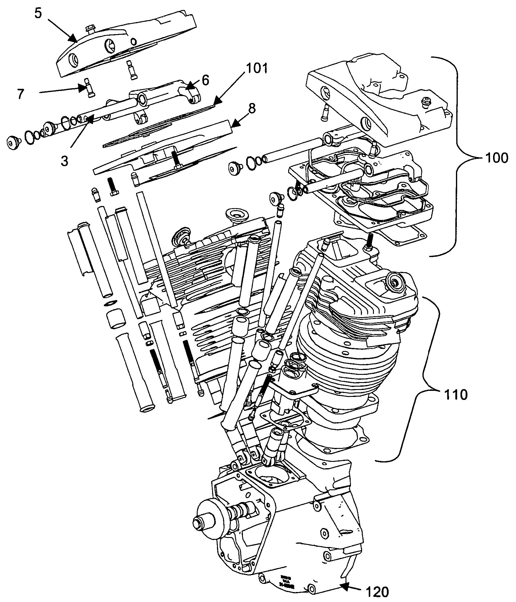 Ironhead Sportster Oil Line Diagram