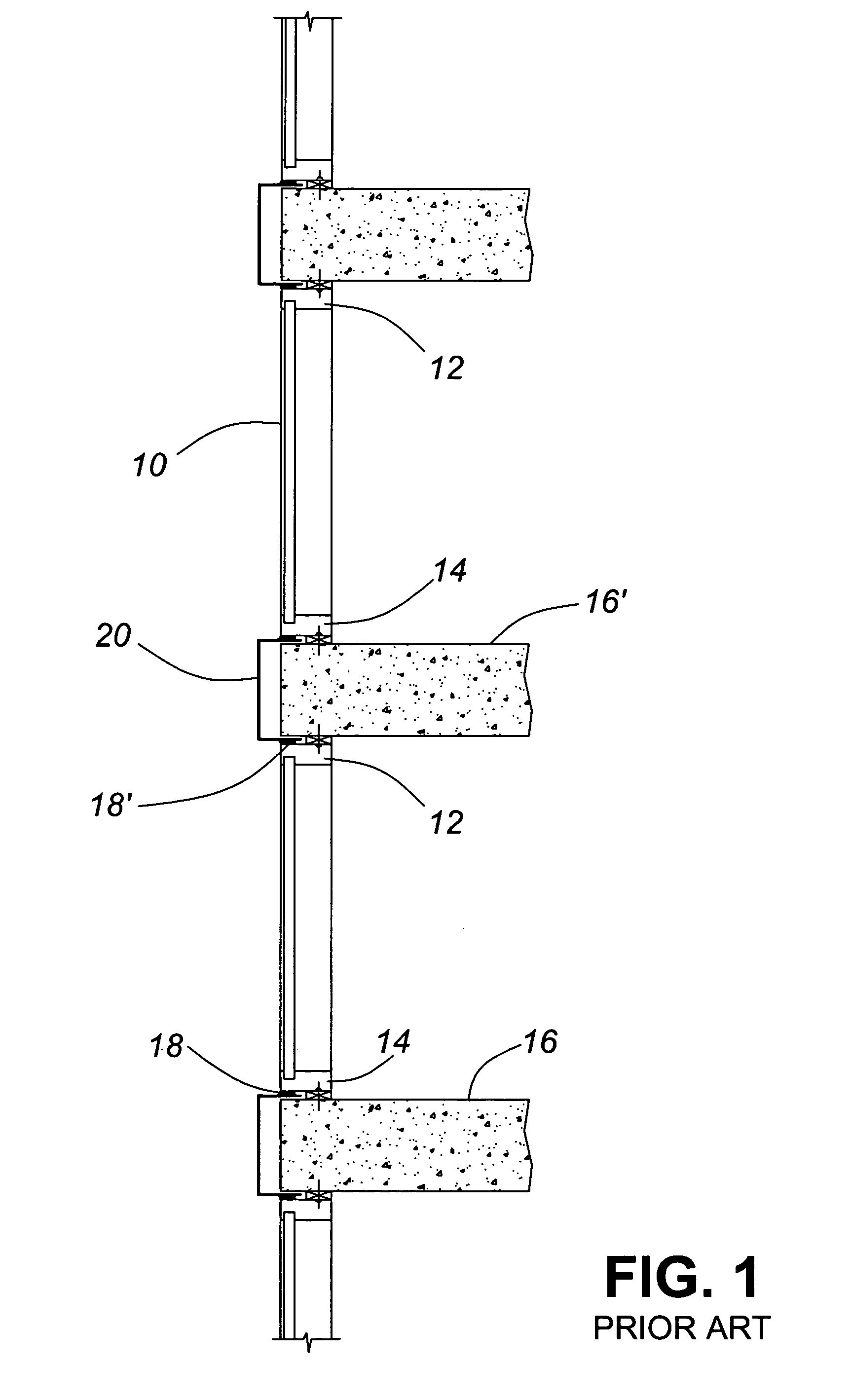 Split End Diagram
