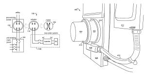 Patent US7648389  Supply side backfeed meter socket