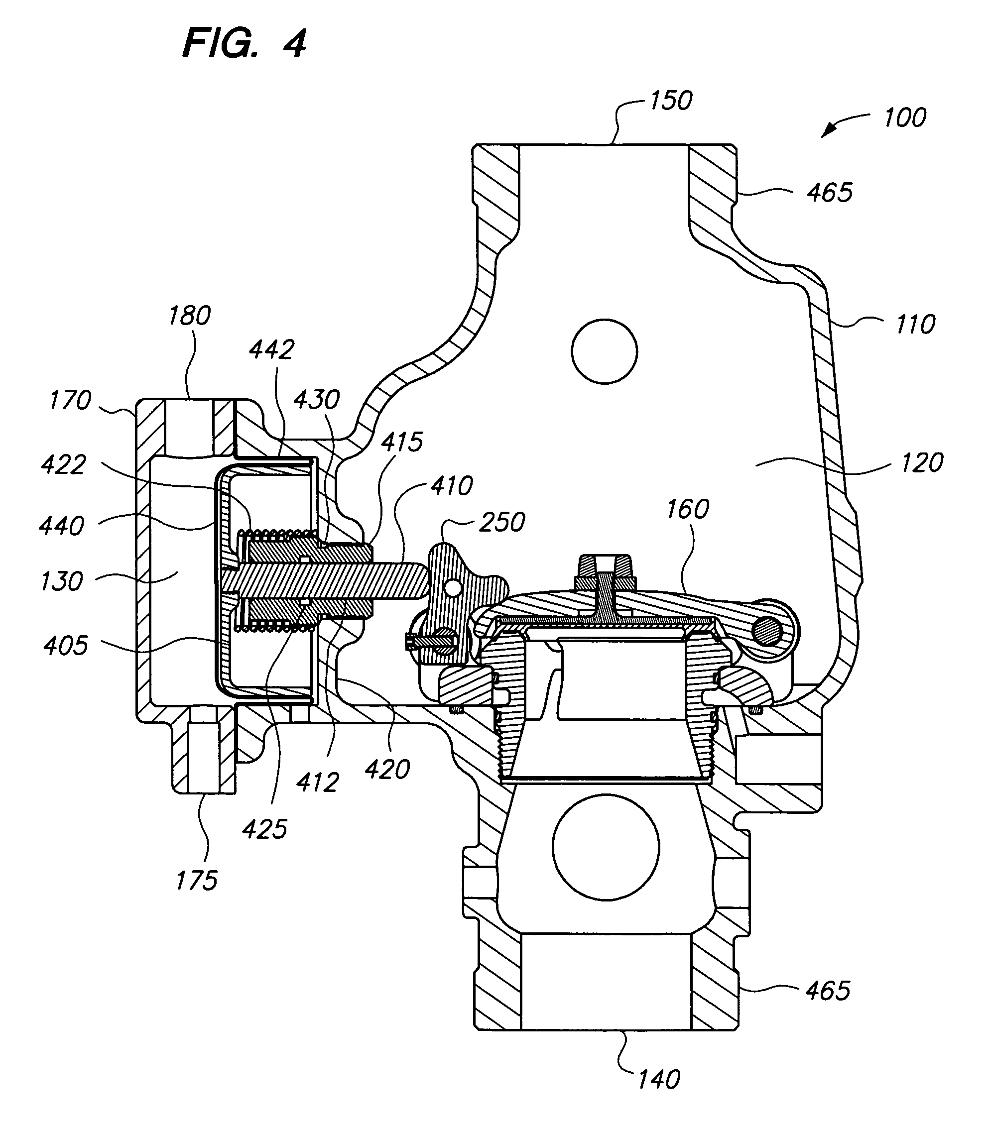 1 Manual Sprinkler Valve Plug