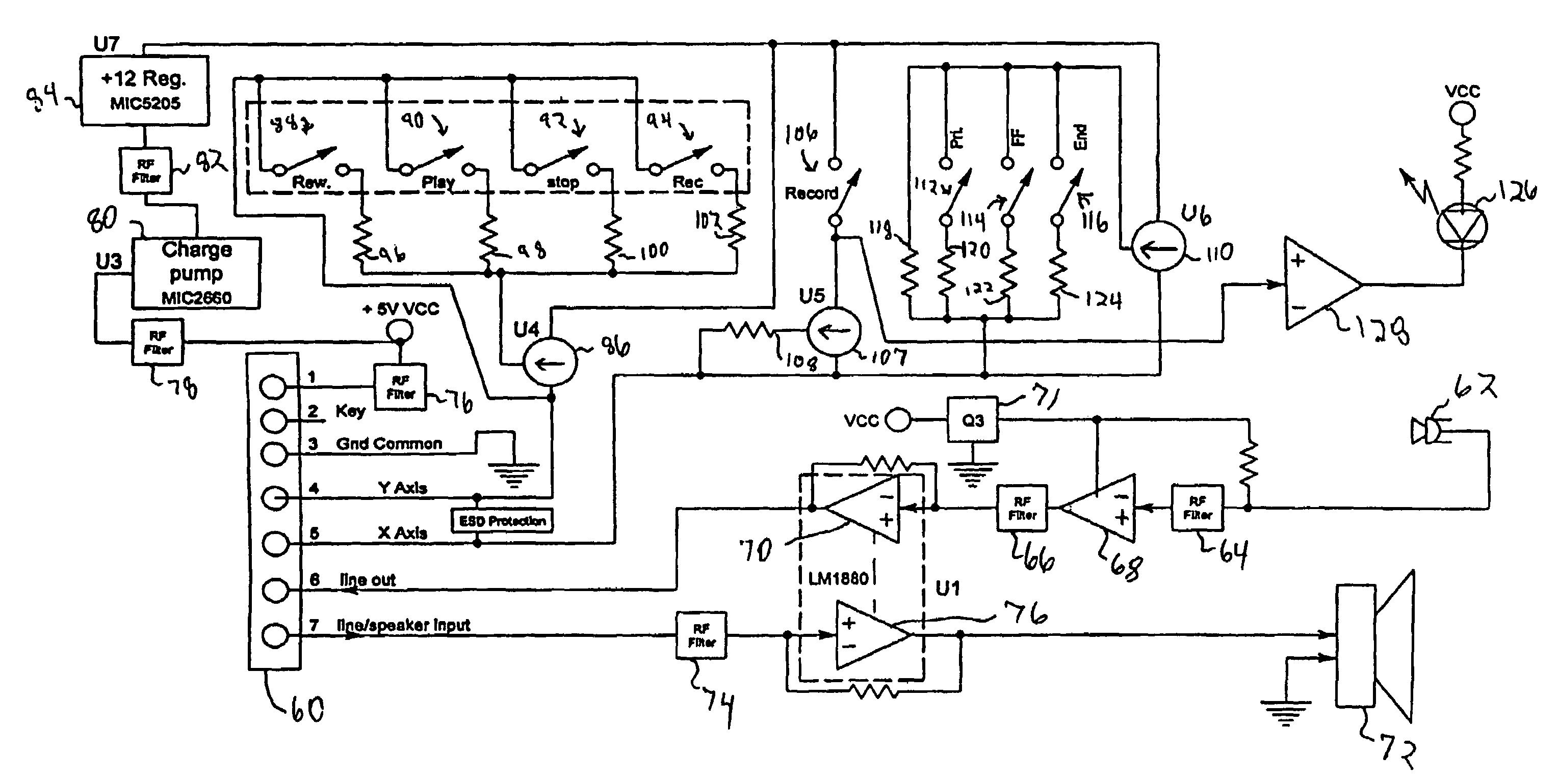 Computer Motherboard Wiring Diagram Symbol