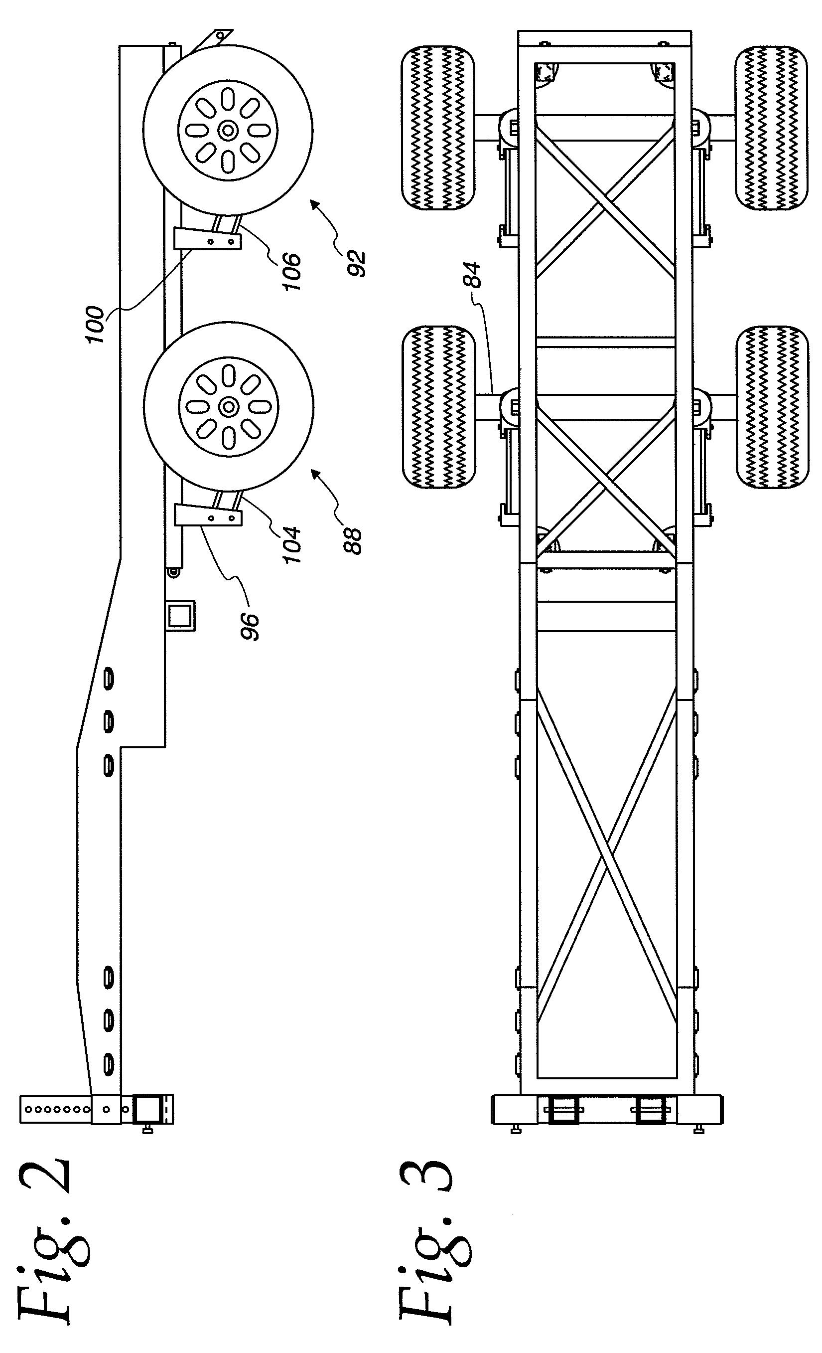 Semi Fifth Wheel Hook