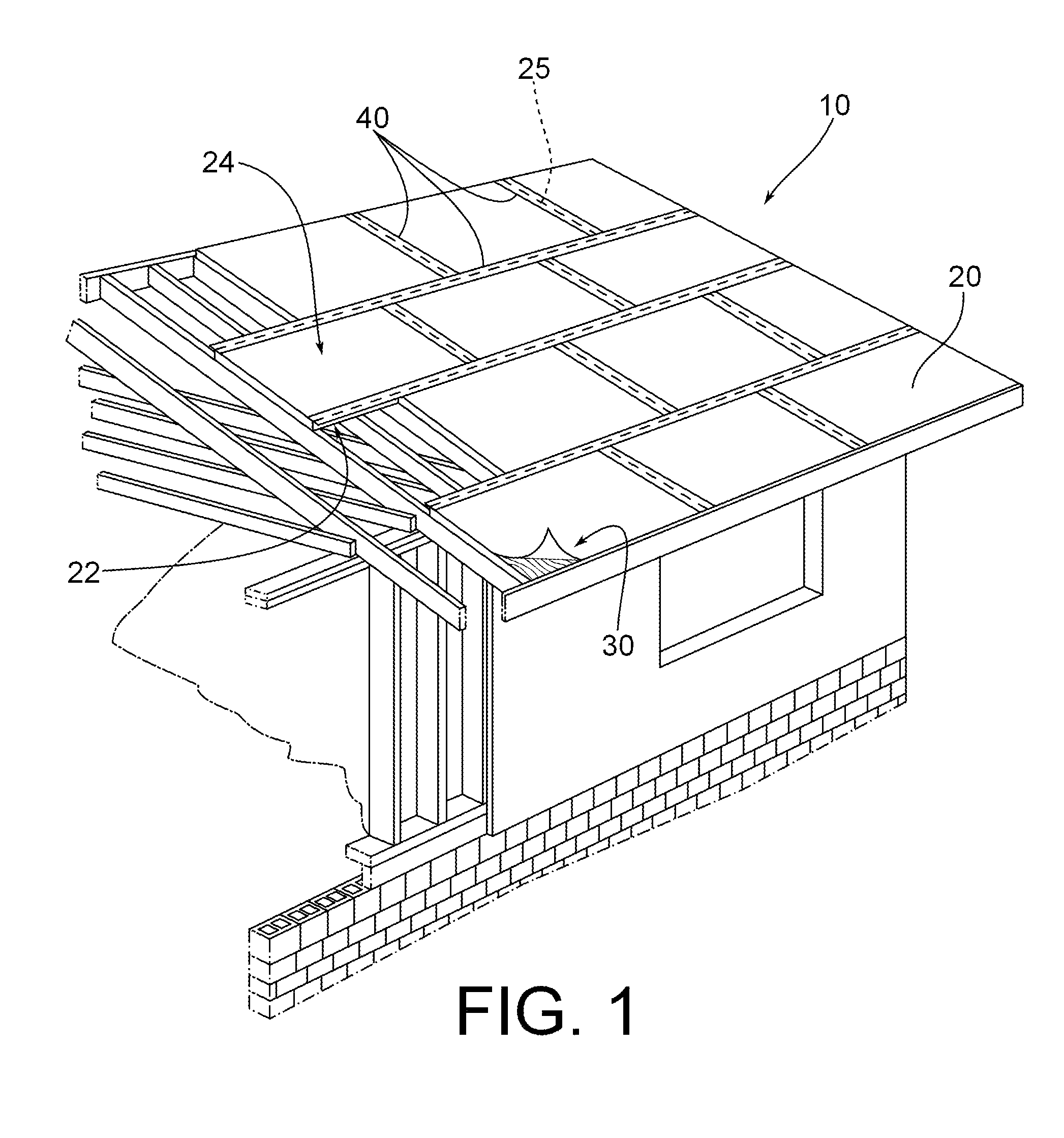 Roof System Diagram