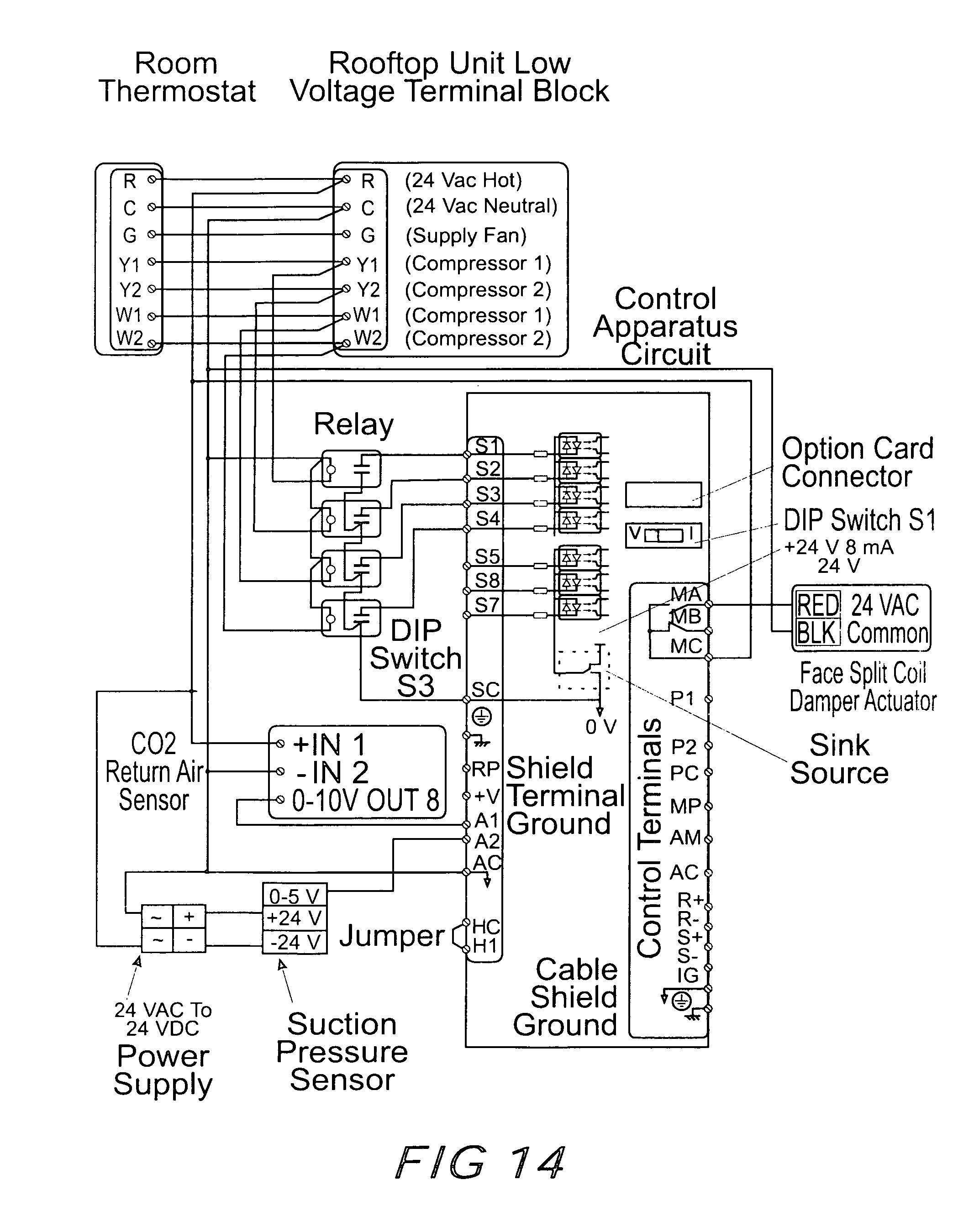 Aaon Rooftop Units Troubleshooting Wiring Schematics