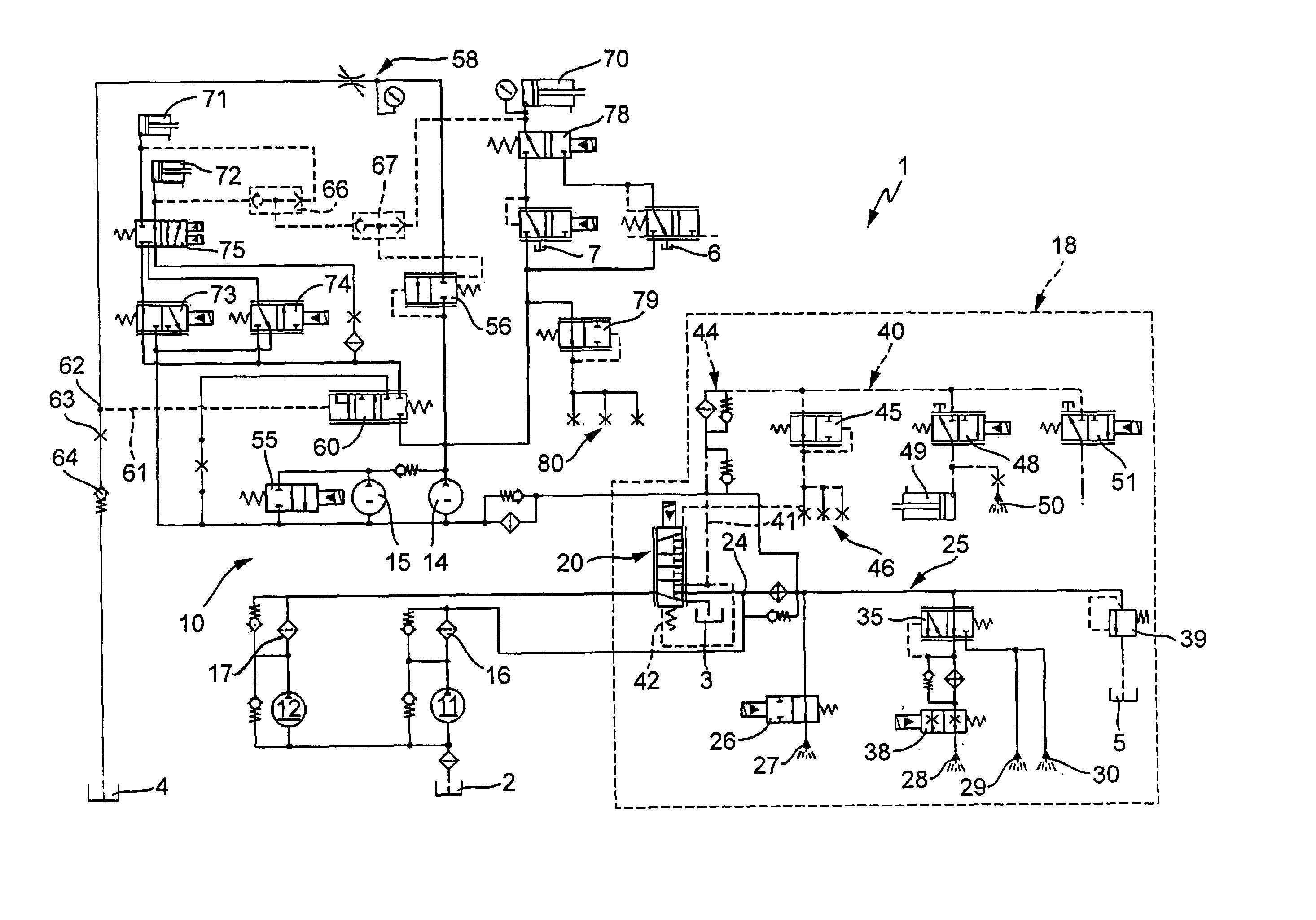 Hydraulic Pressure Transducer Schematic