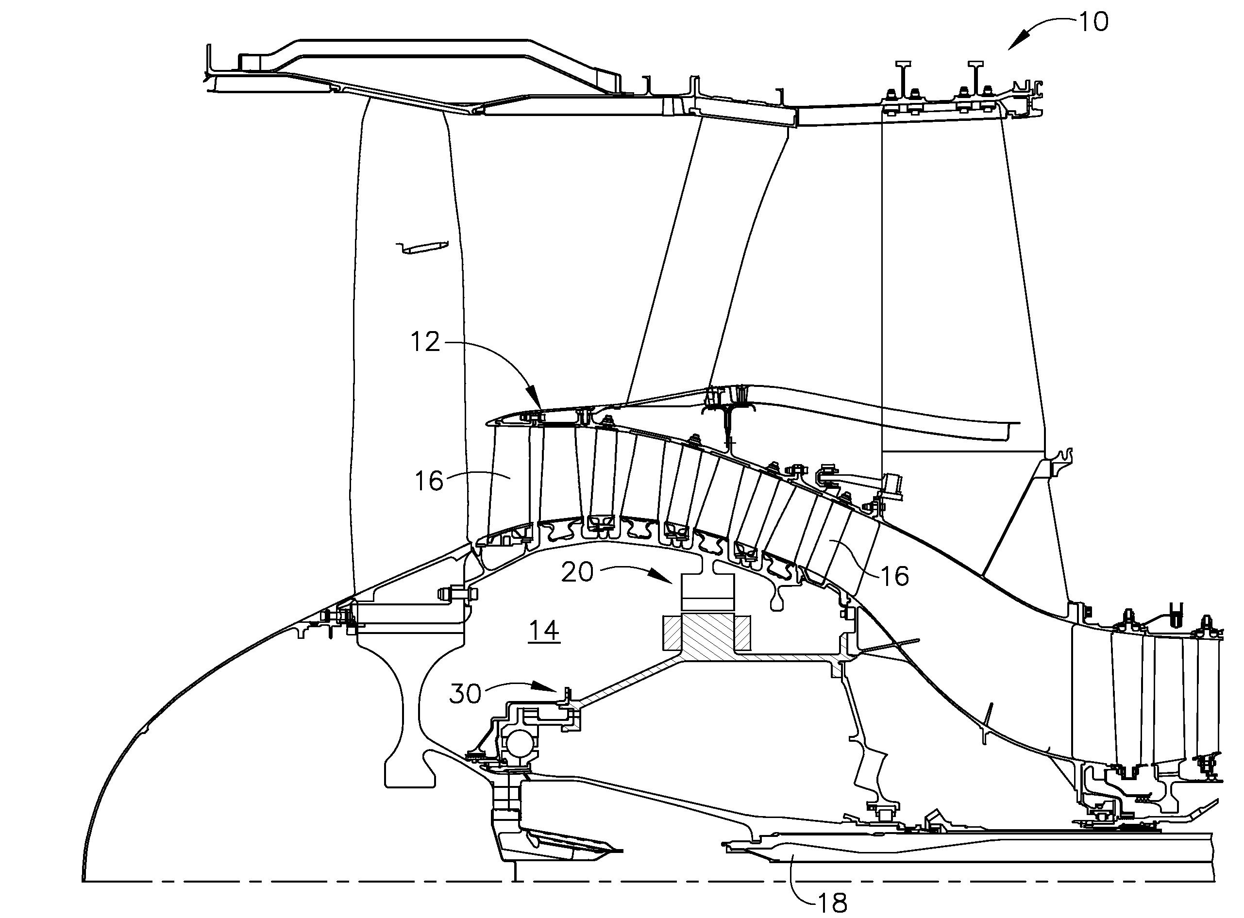 Cf6 Engine Cutaway