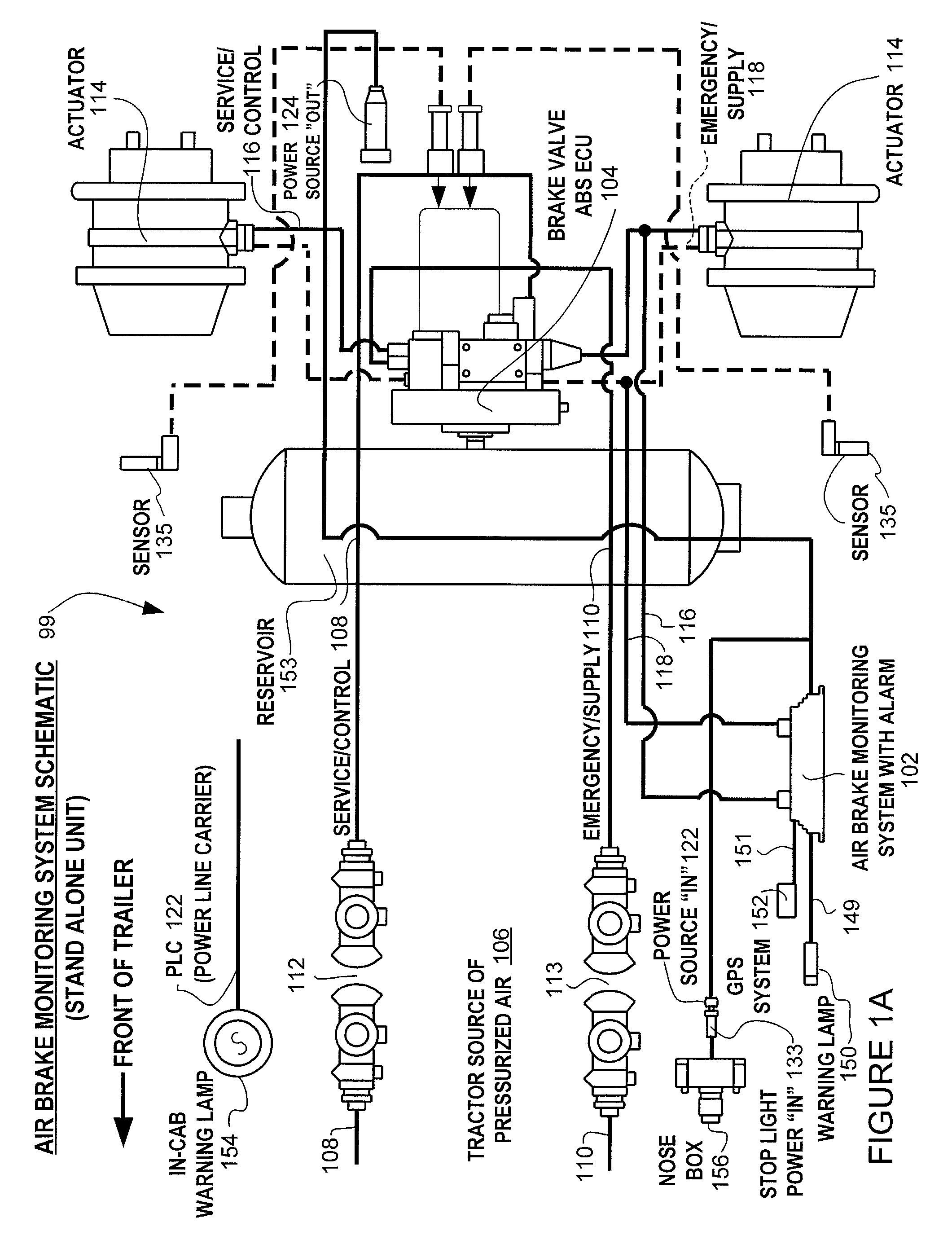 Freightliner Semi 7 Wire Plug Diagram