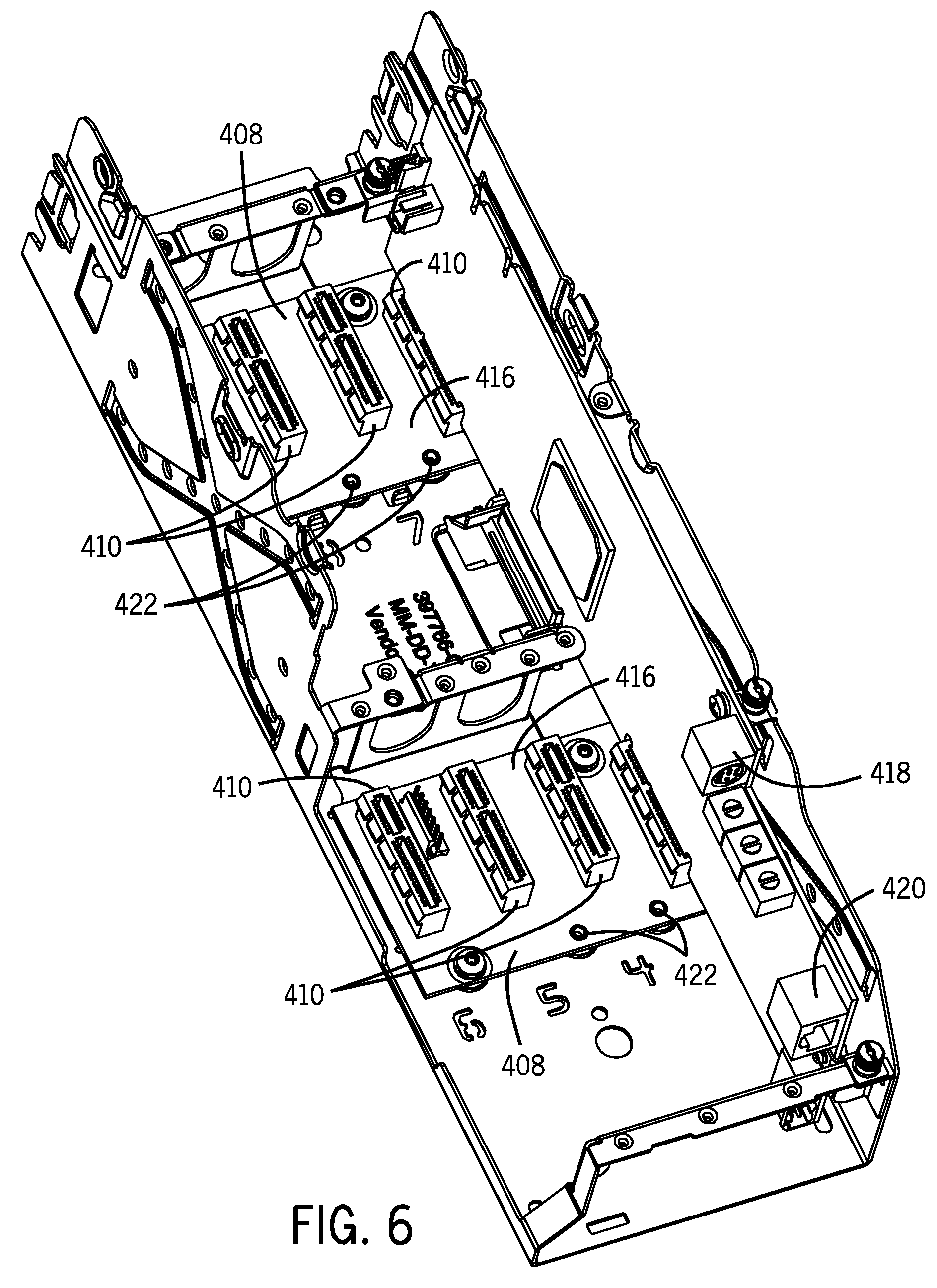 Patent us8248009 motor controller having integrated wiring diagram