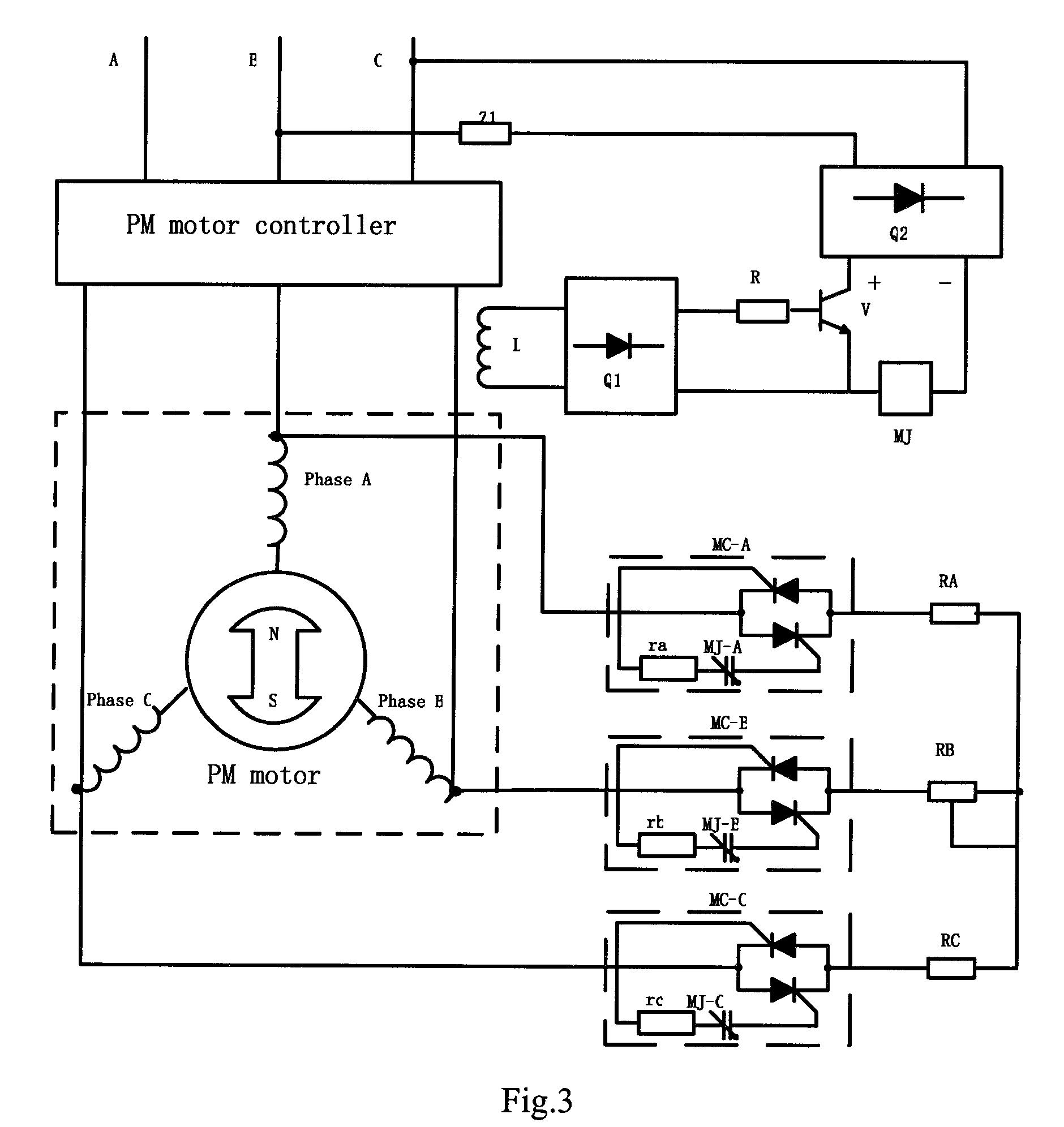 Motor Braking Methods