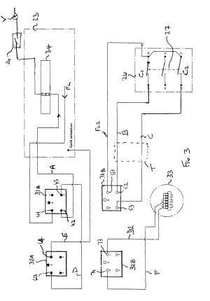 Patent US8490746  Aerial lift with safety device  Google