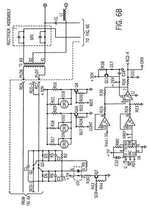 Patent US8546728  Welder with integrated wire feeder