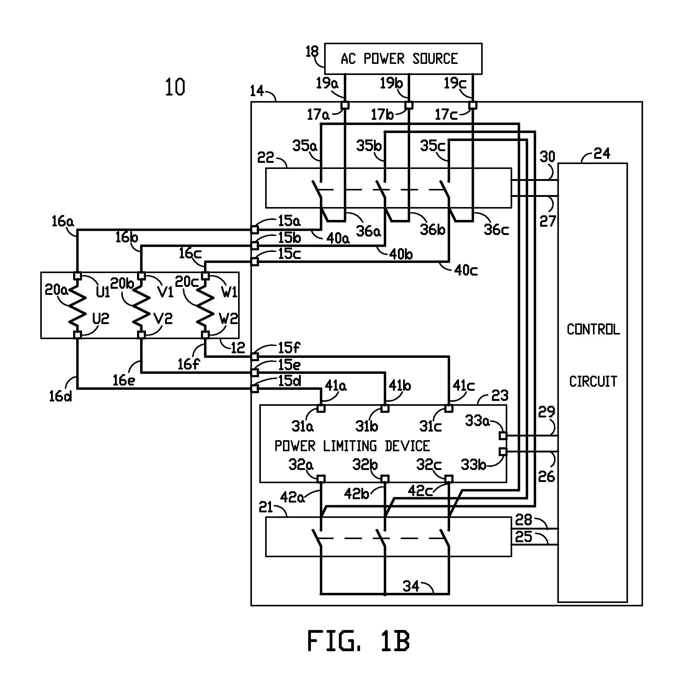 Famous Single Phase Preventer Circuit Diagram Vignette - Electrical ...