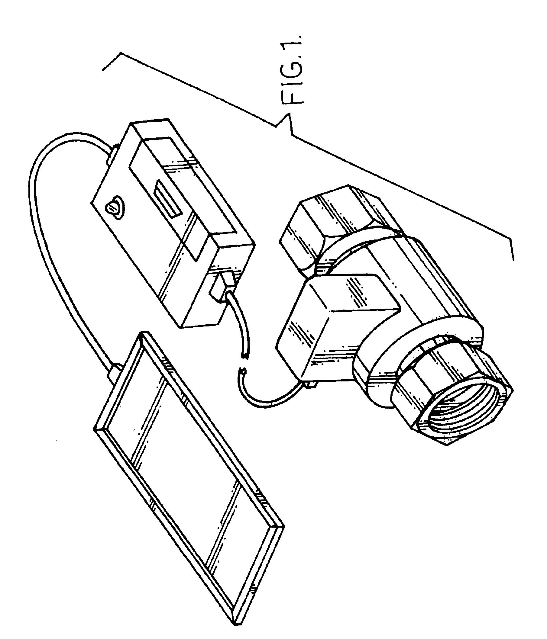 Floor Mounted Water Sensor