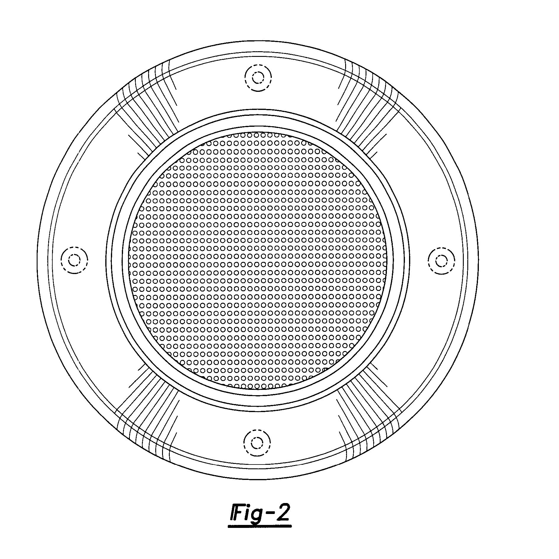 Spherical Speaker Enclosure
