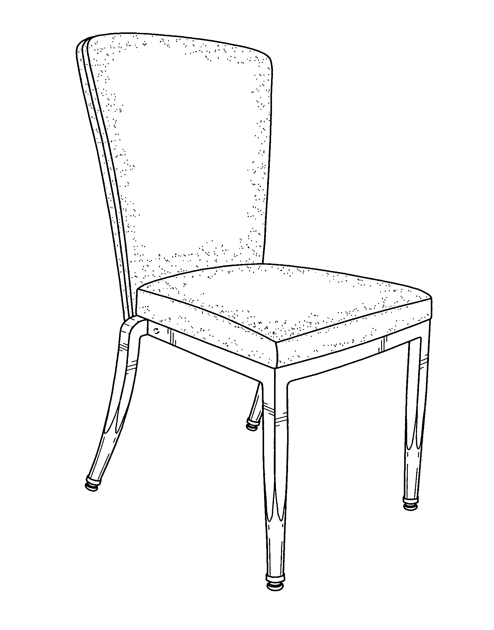 Chair Drawings Black And White