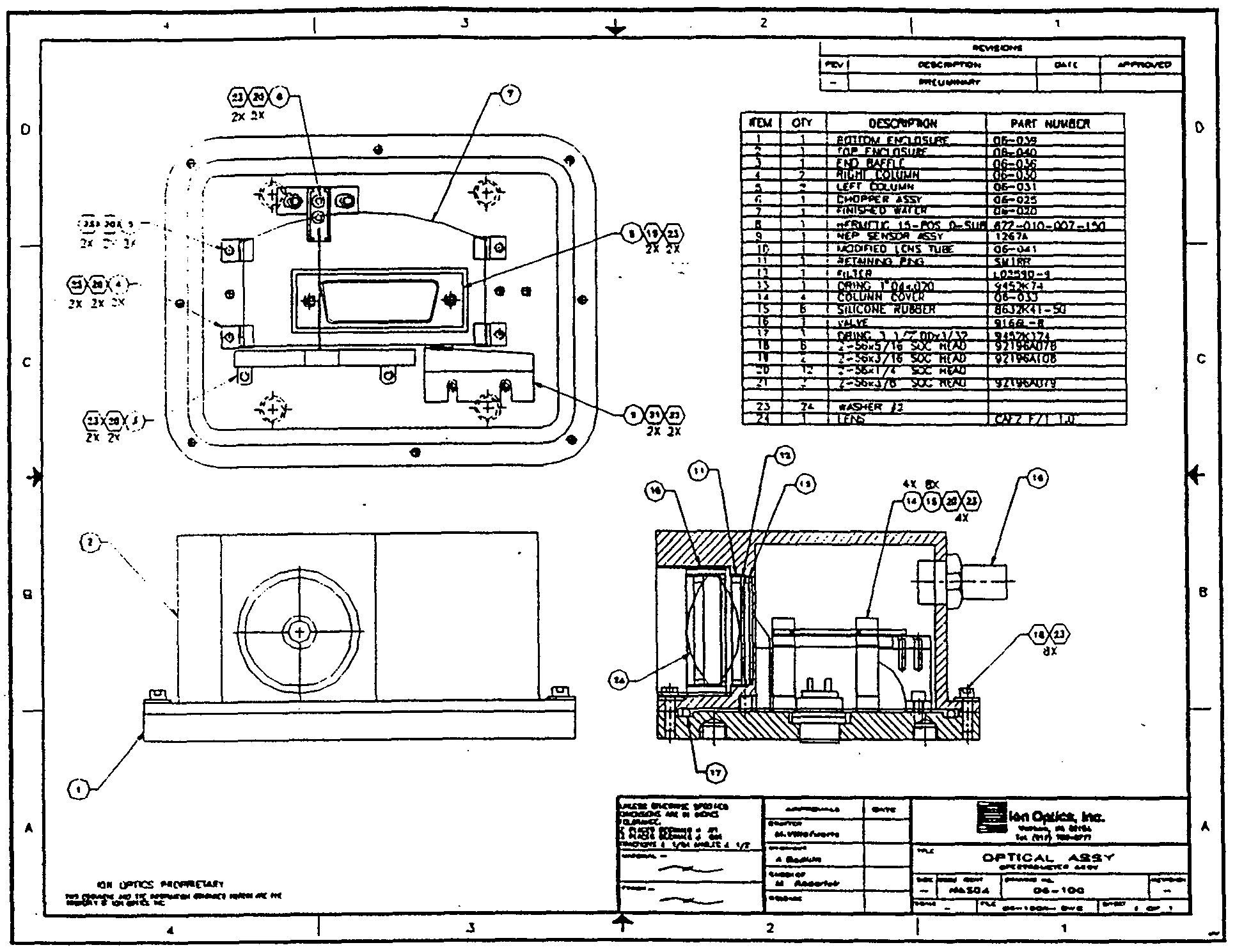 Nasa Drawing Standards