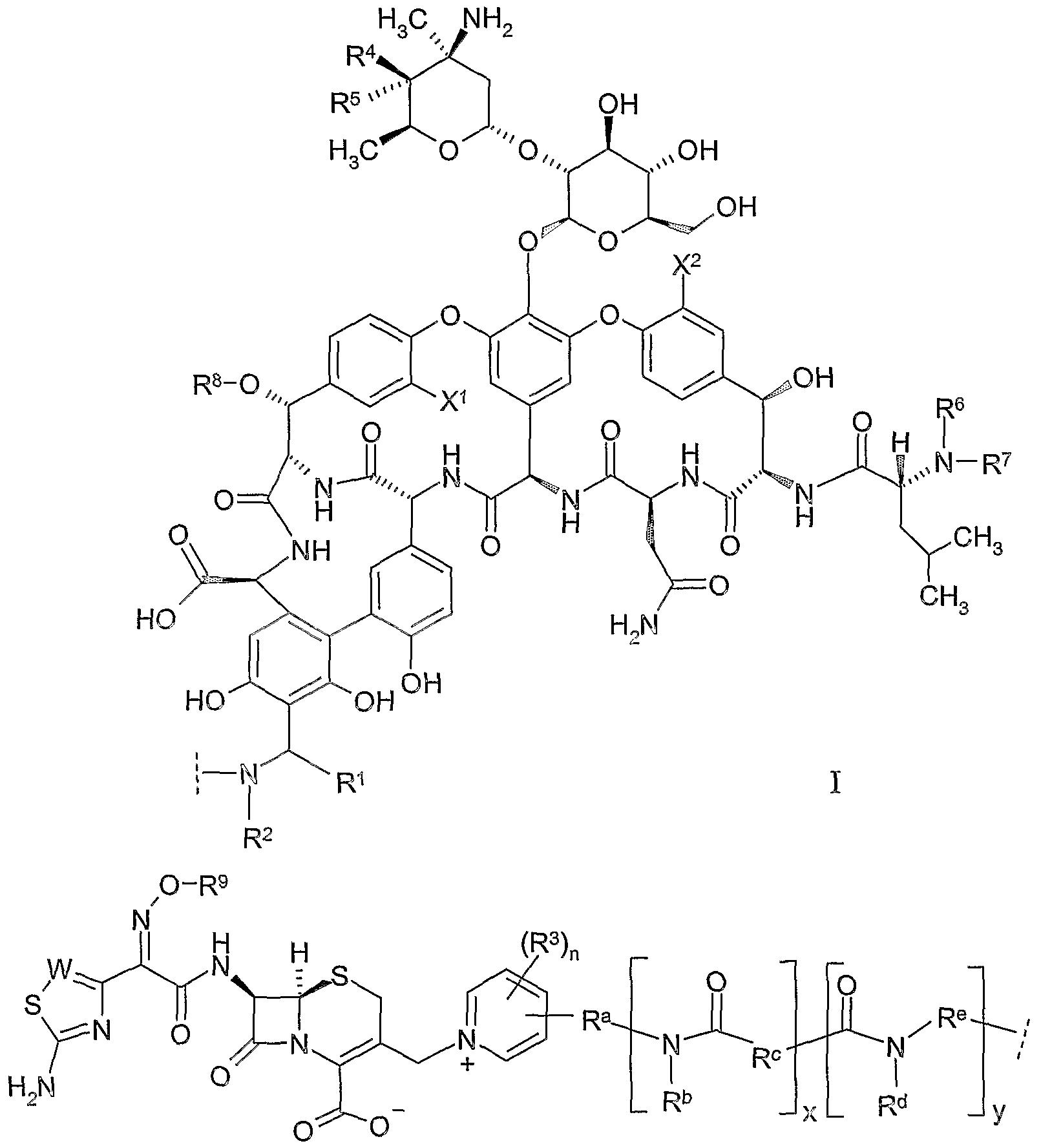 Glycopeptide Cephalosporin Heterodimer All About Drugs