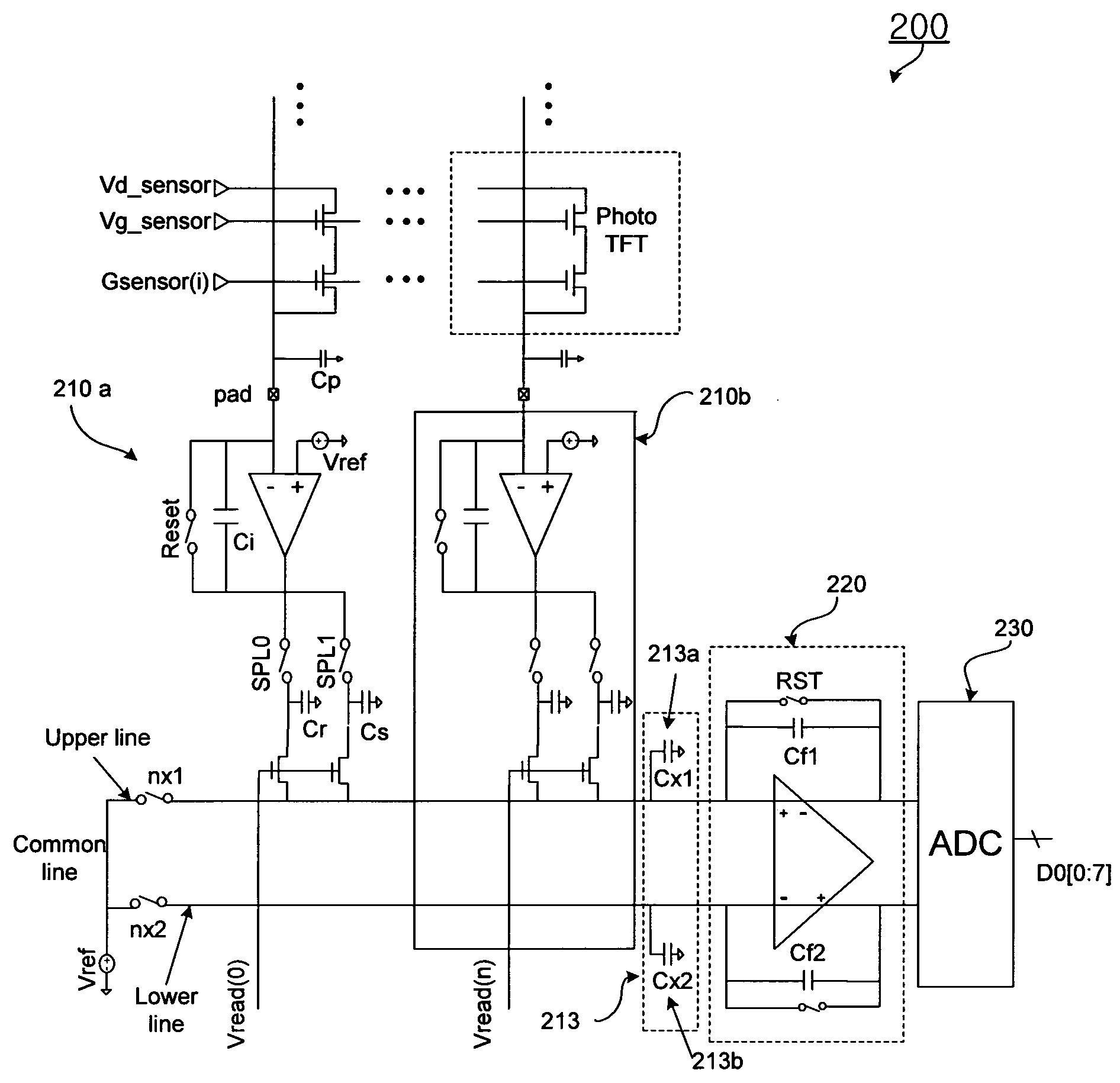 Touch Switch Schematics