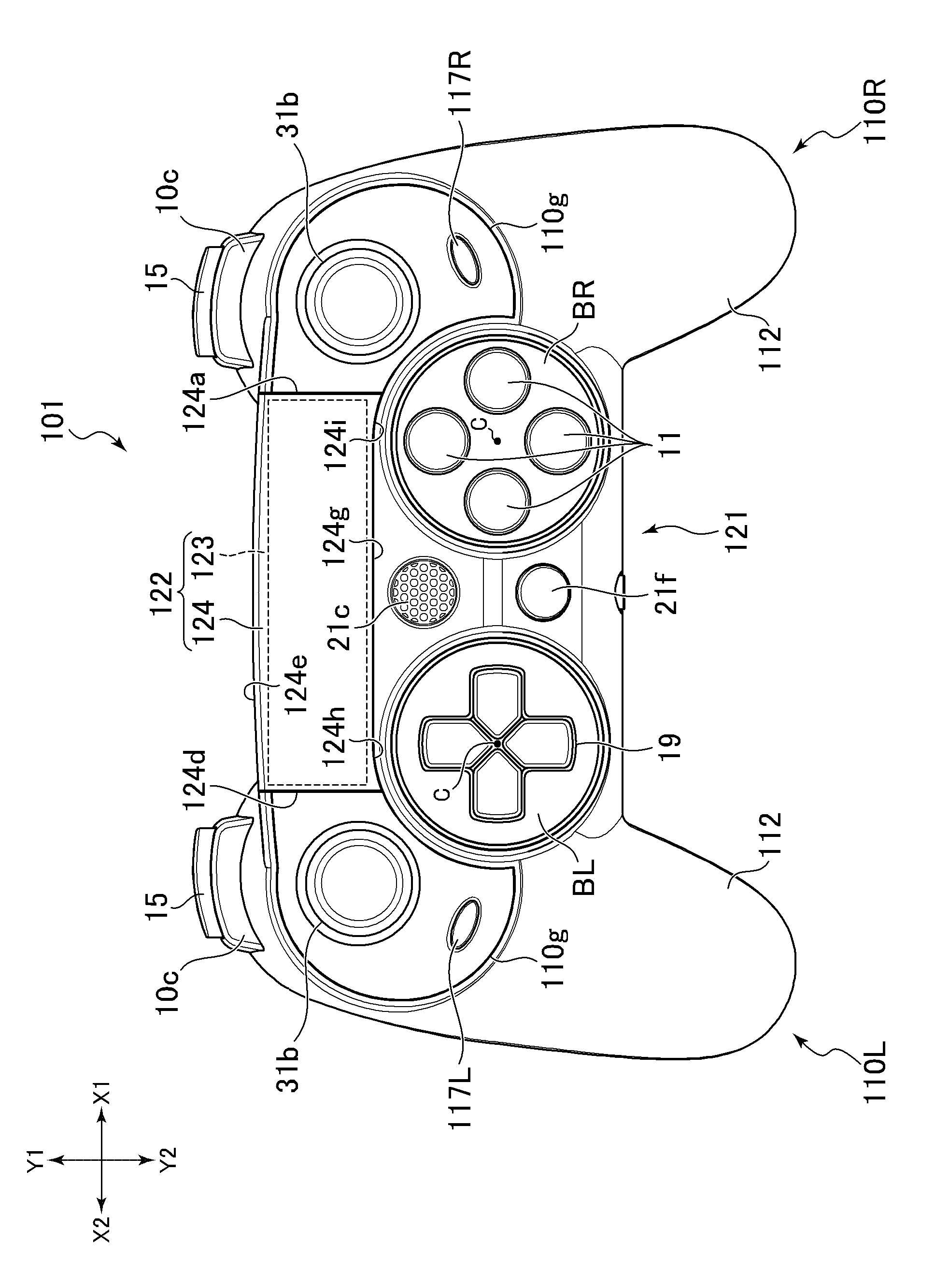 Game N Motion Playstation 4 Controller Patent Shows The