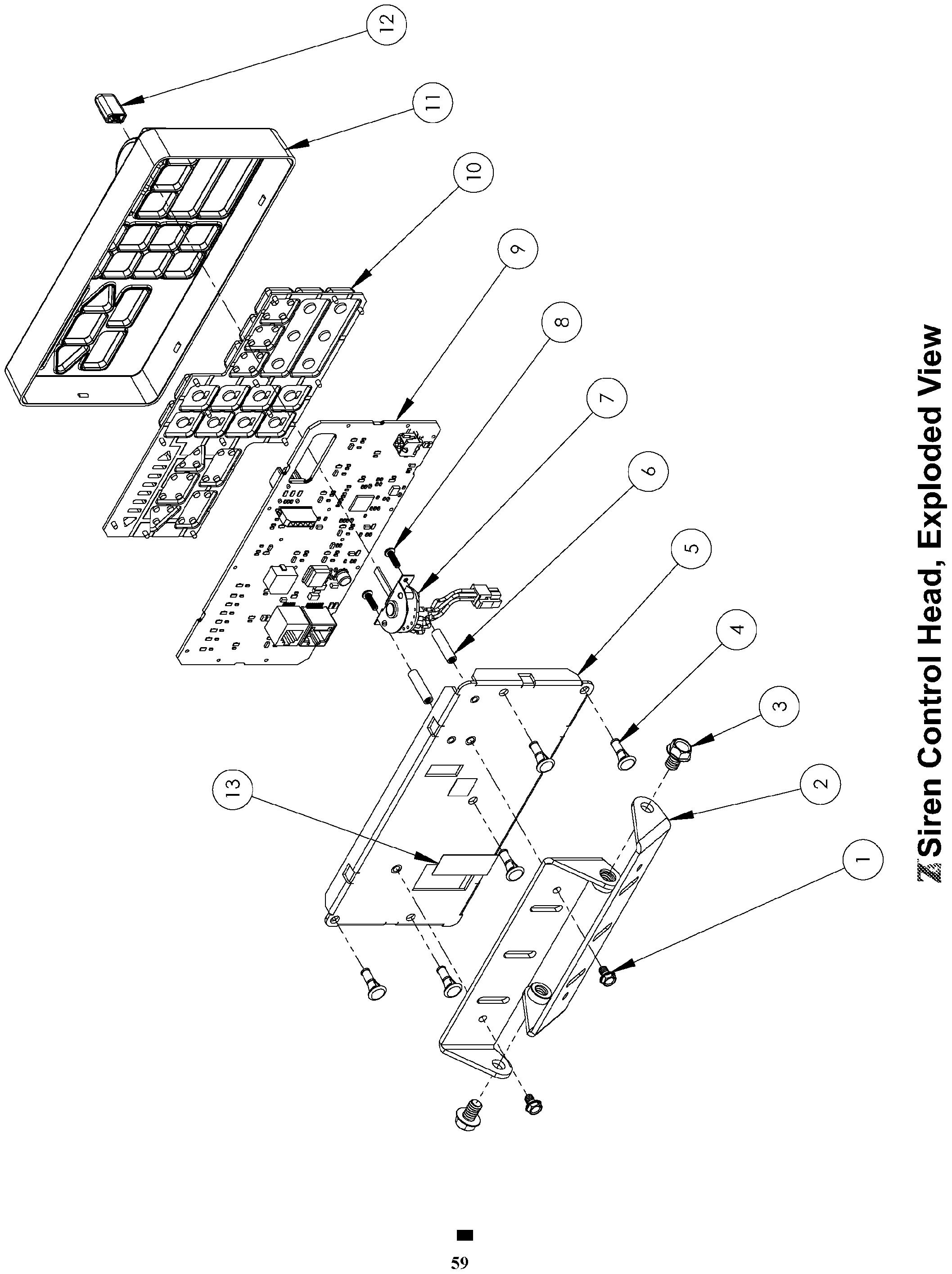 Siren Wiring Diagram
