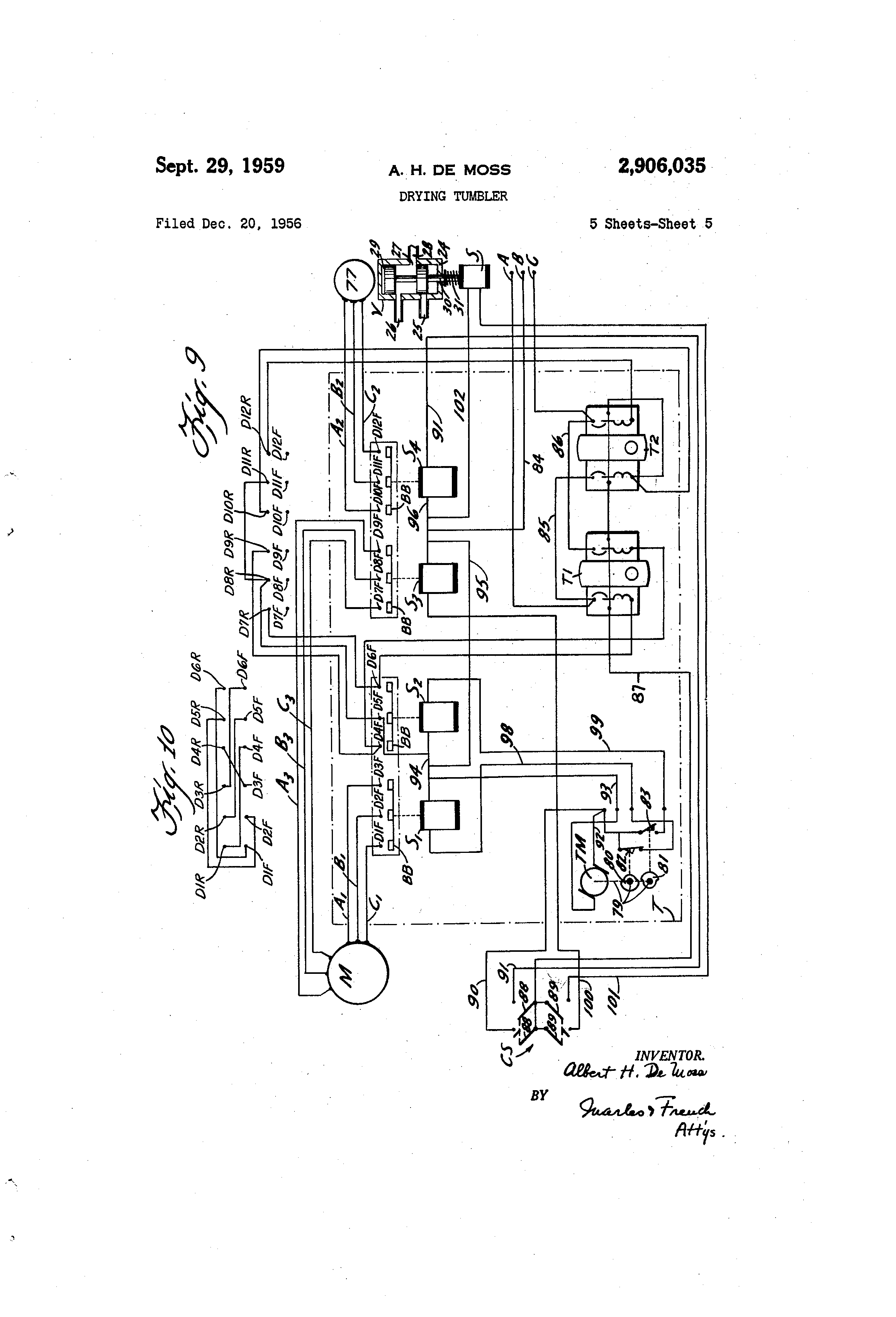 Ge Electric Dryer Ddg Gdlwh Wiring Diagram