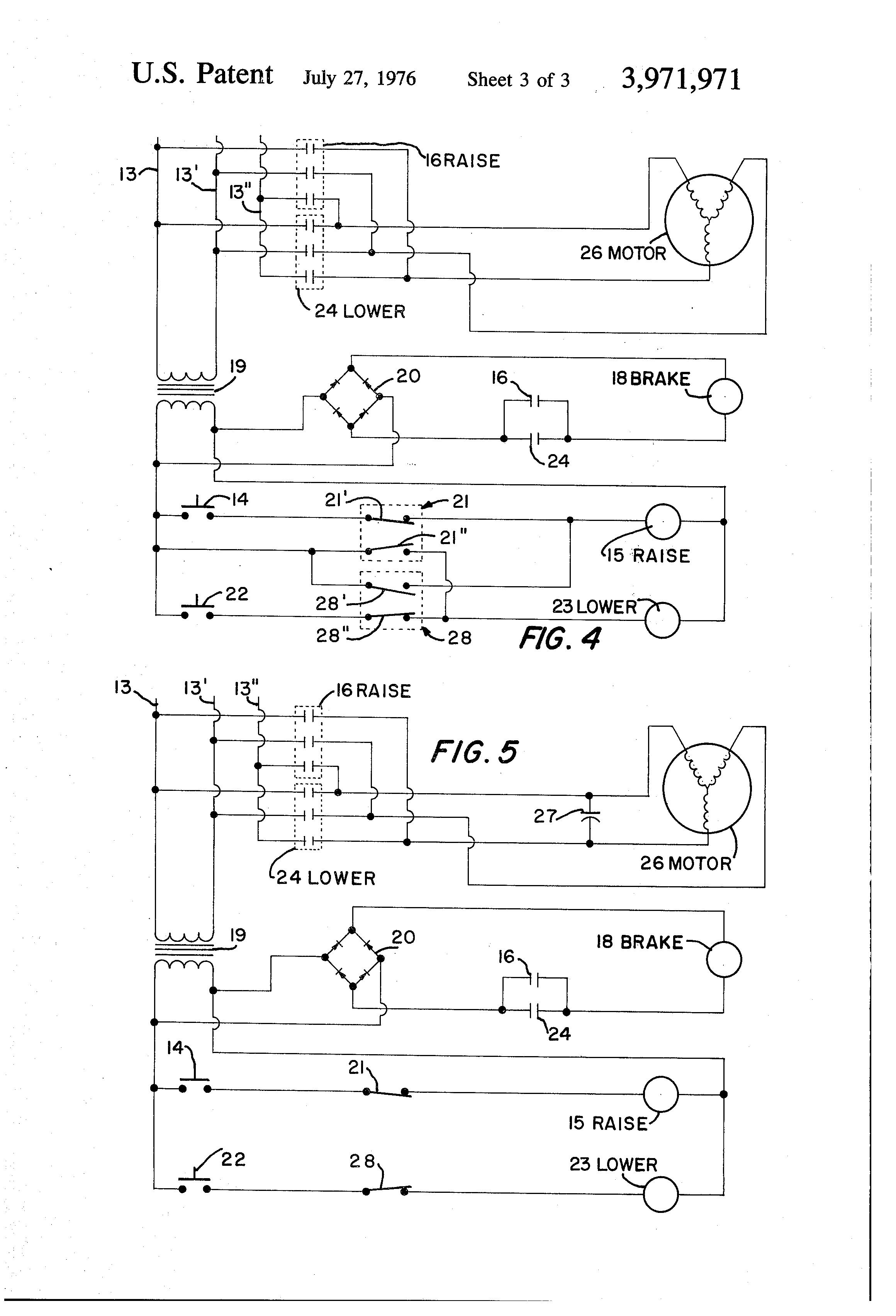 Electric Chain Hoist Wiring Diagram - Somurich.com