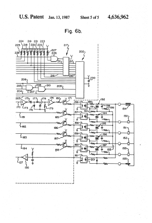 Patent US4636962  Microprocessorcontrolled hoist system  Google Patenten