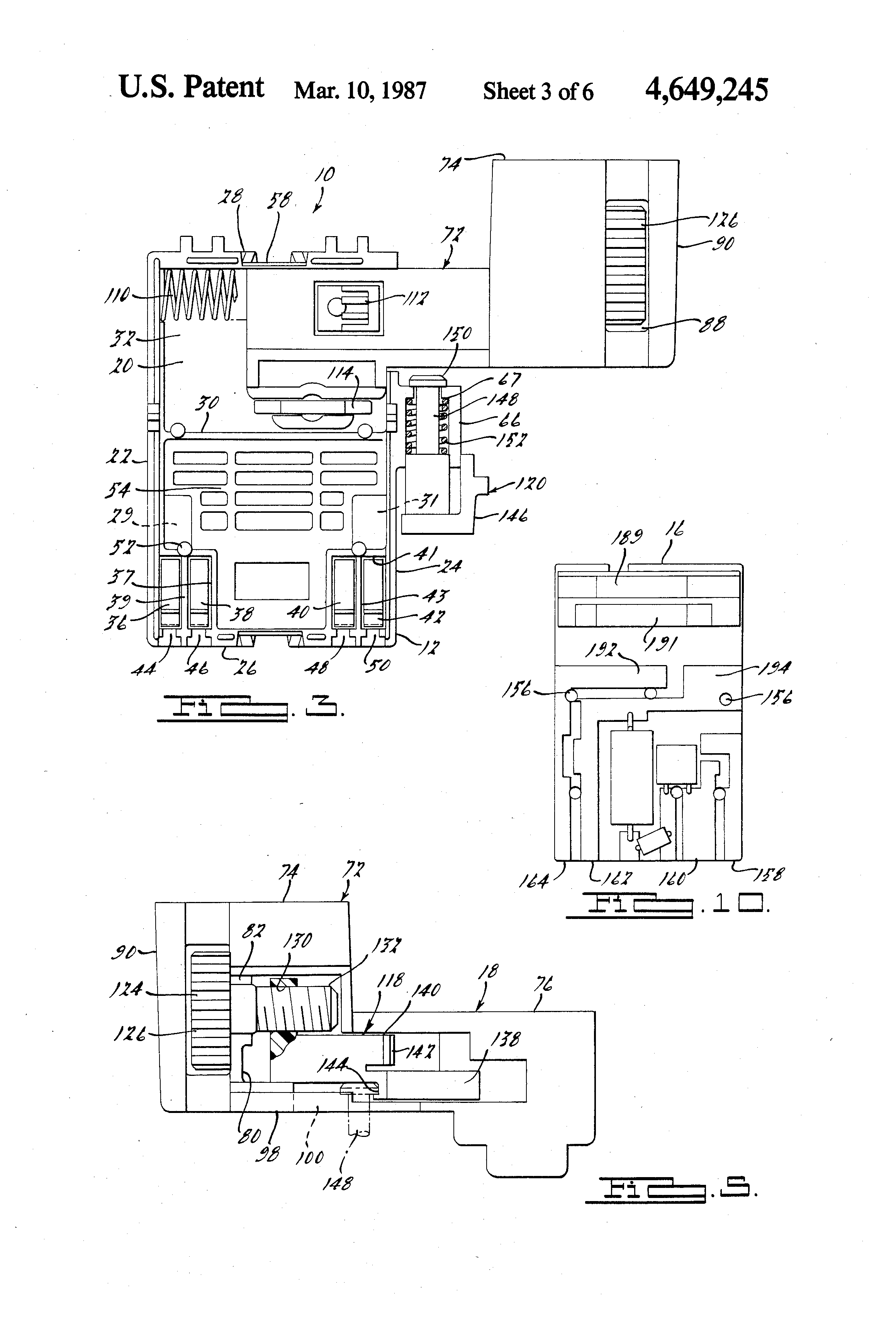 Variable Speed Control Switch