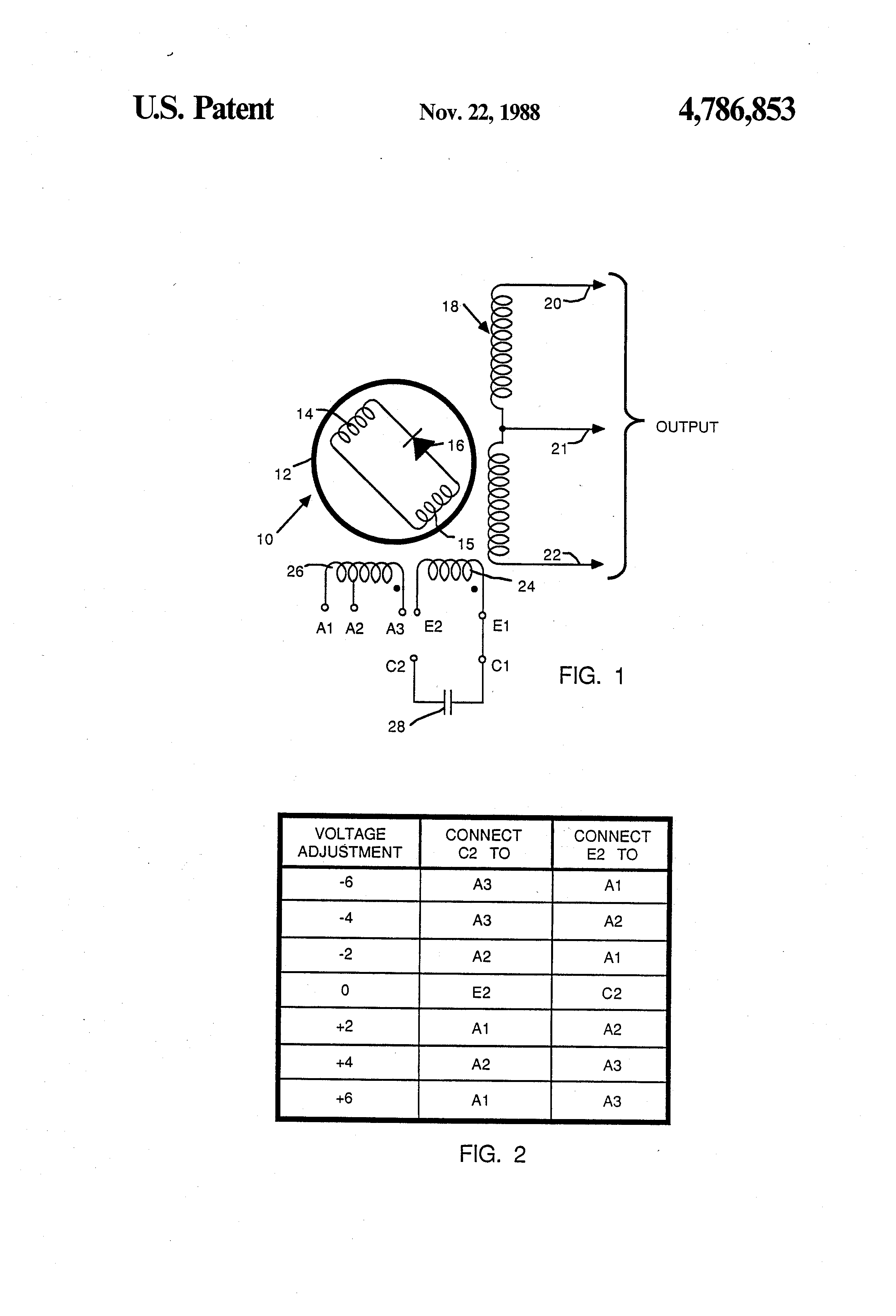Brushless Alternator Schematic