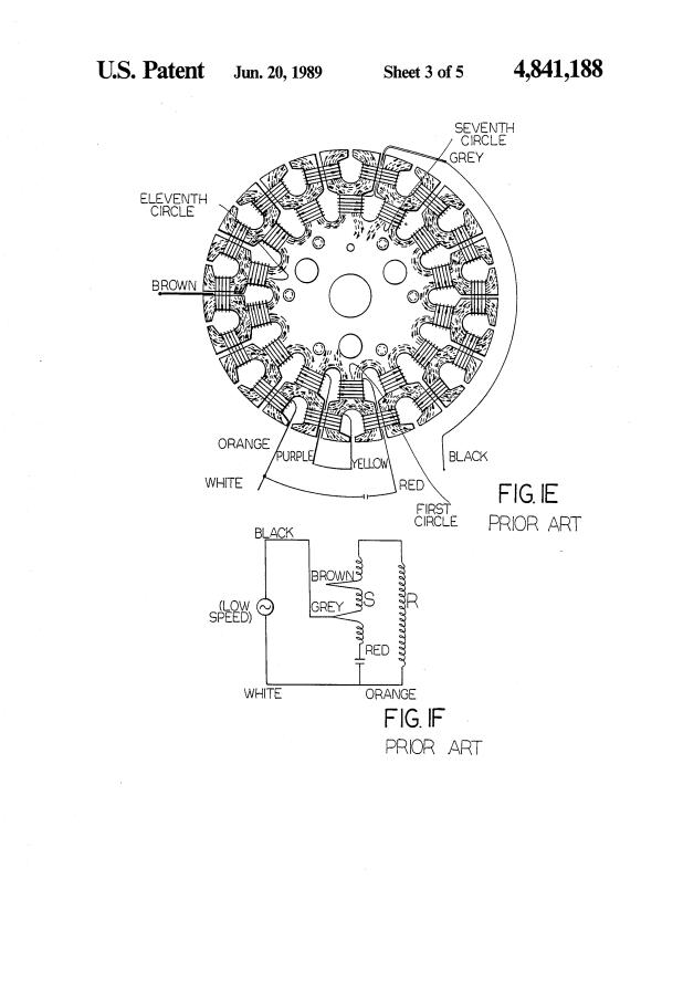 ceiling fan coil connection