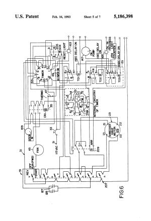 Patent US5186398  Paper shredder  Google Patents