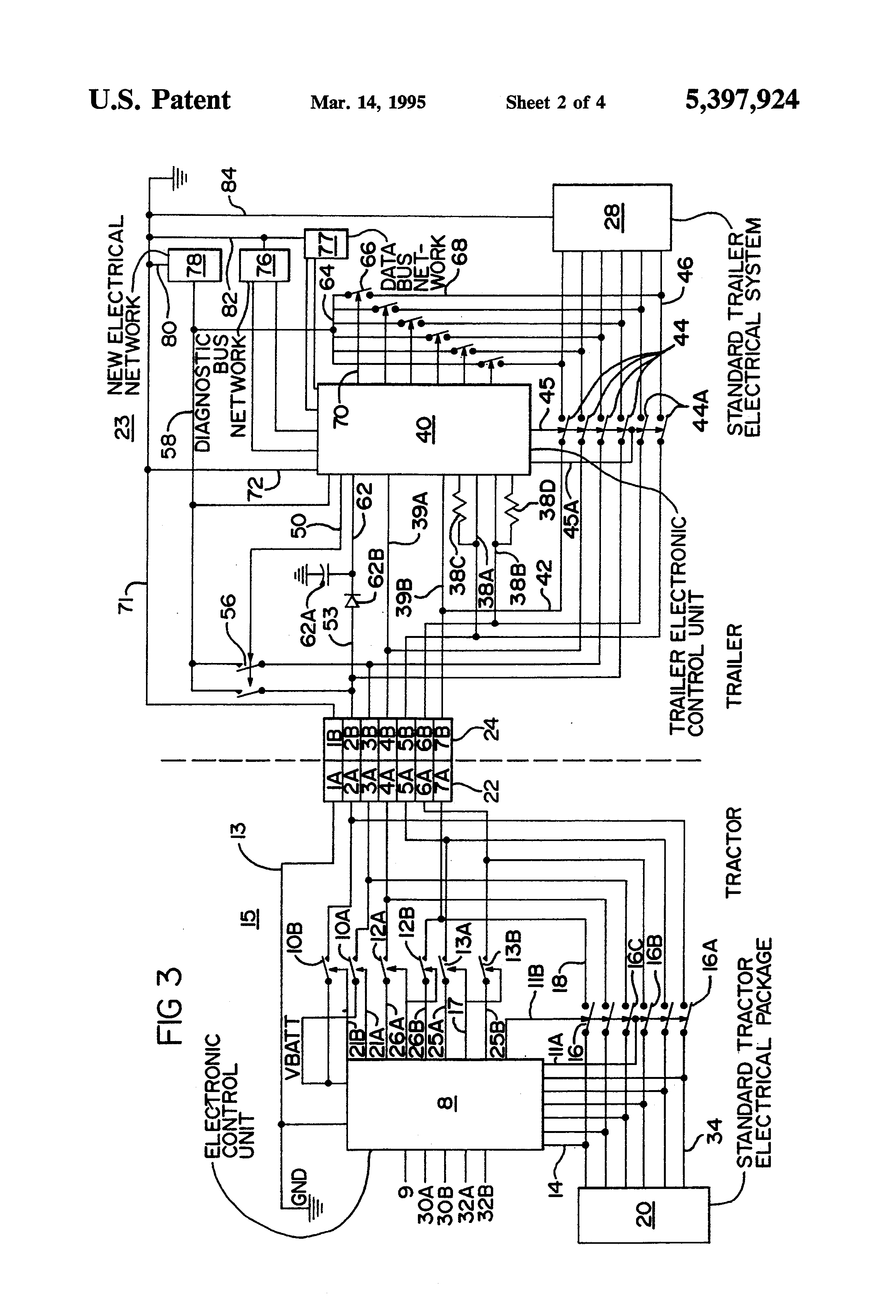 Semi Trailer Abs Wiring Diagram
