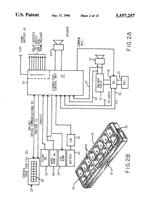 Patent US5557257  Programmable emergency signalling