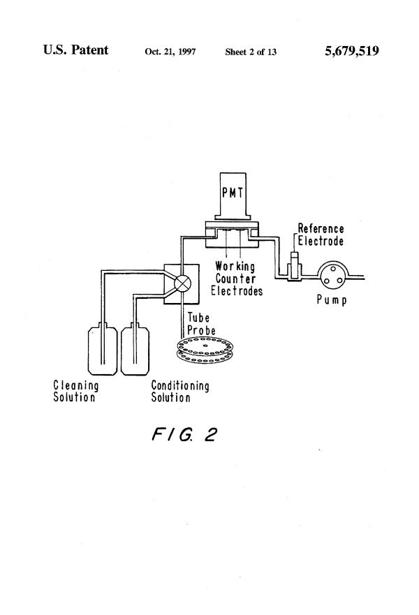 Patent US5679519 - Multi-label complex for enhanced ...