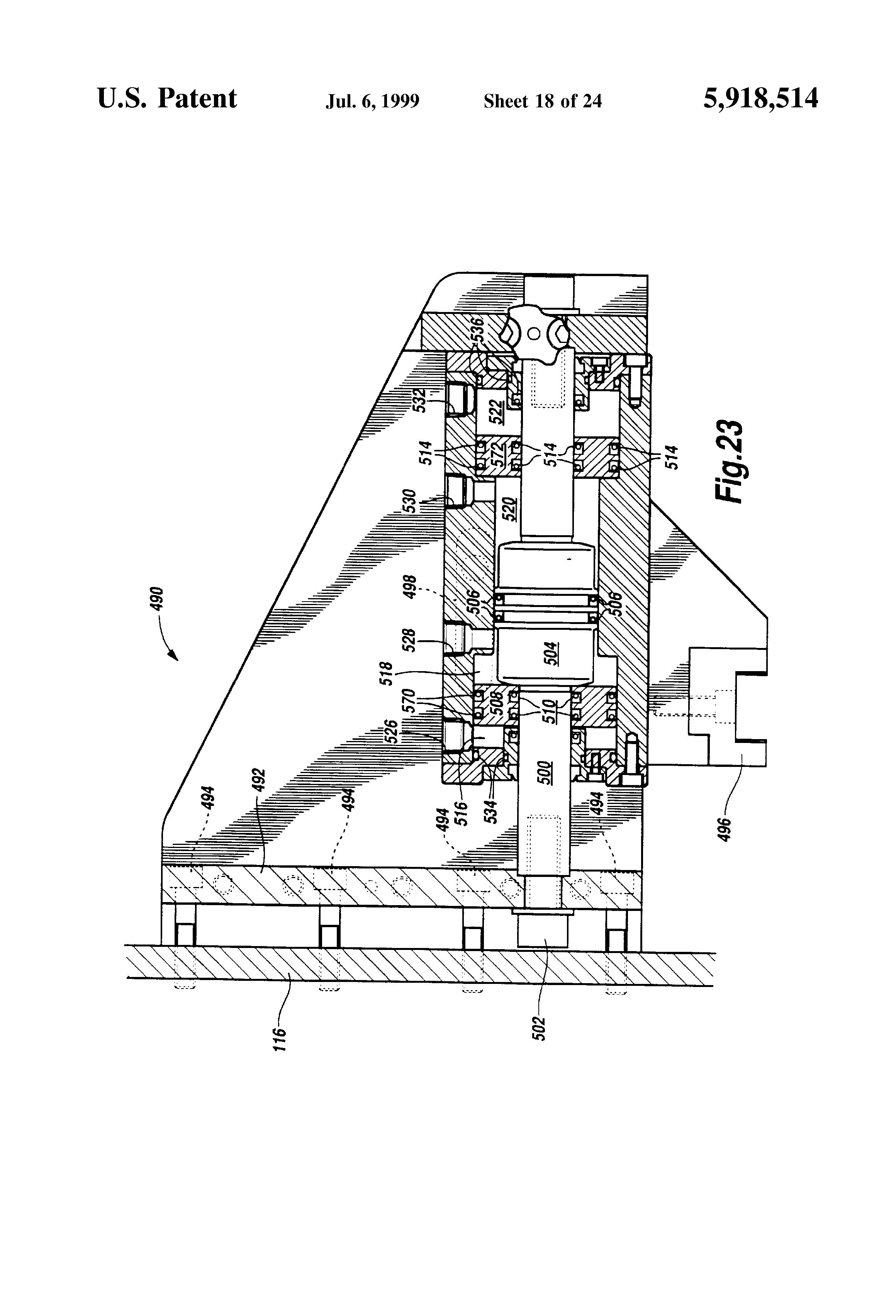 Turret Lathe Diagram