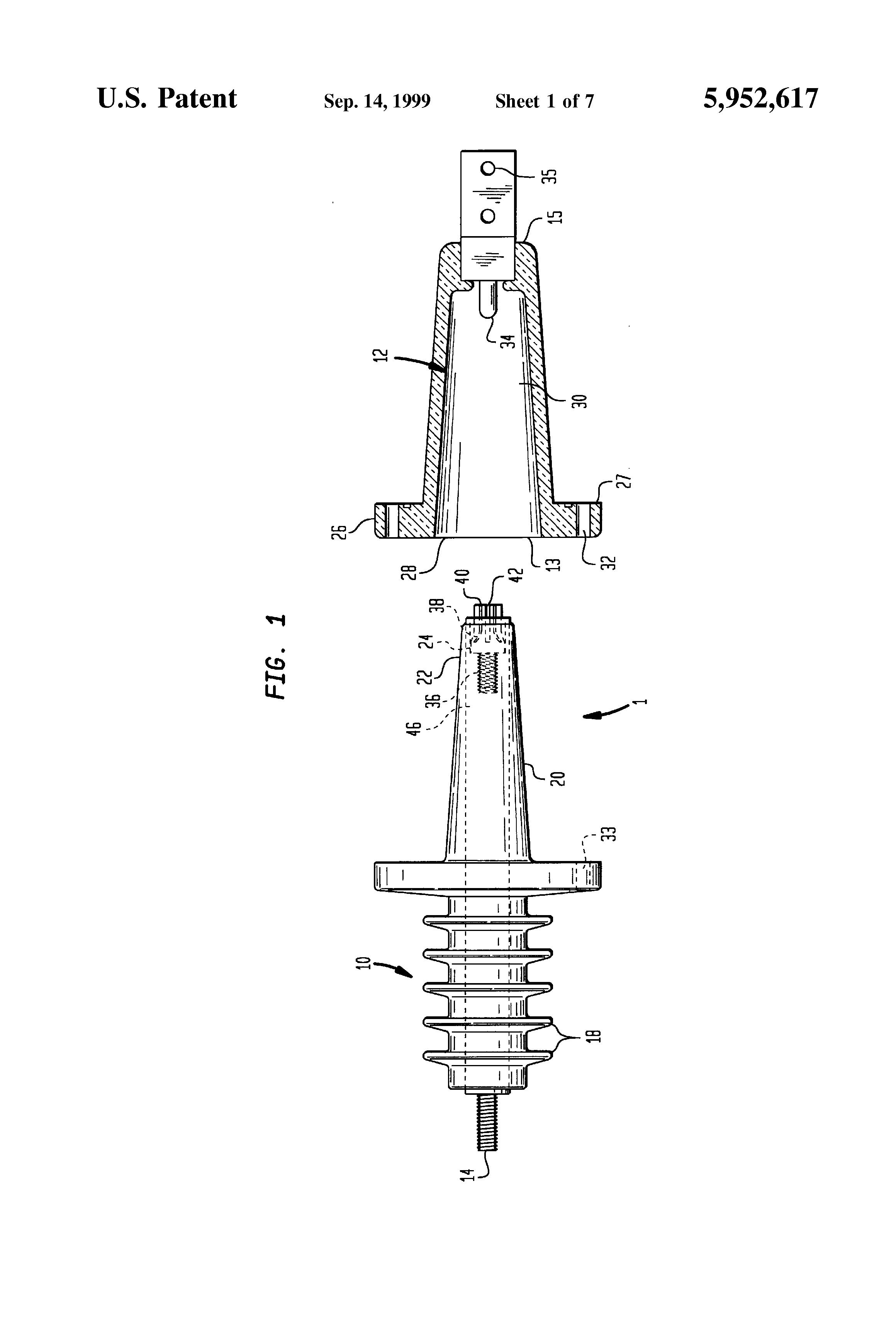 Pole Mounted Transformer Secondary Bushings