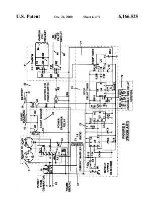 Patent US6166525  Automatic electric power generator