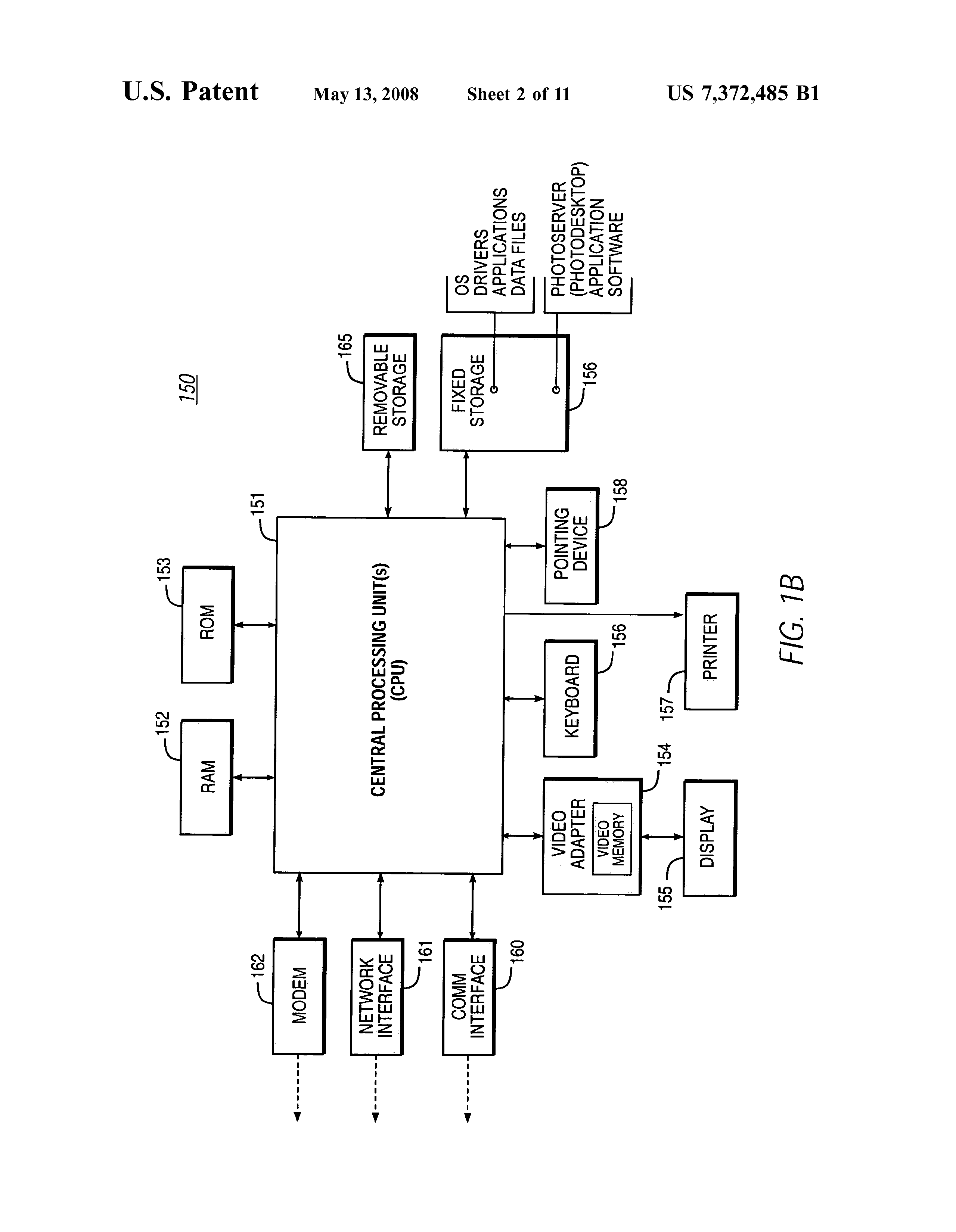 Digital Camera Device And Methodology For Distributed