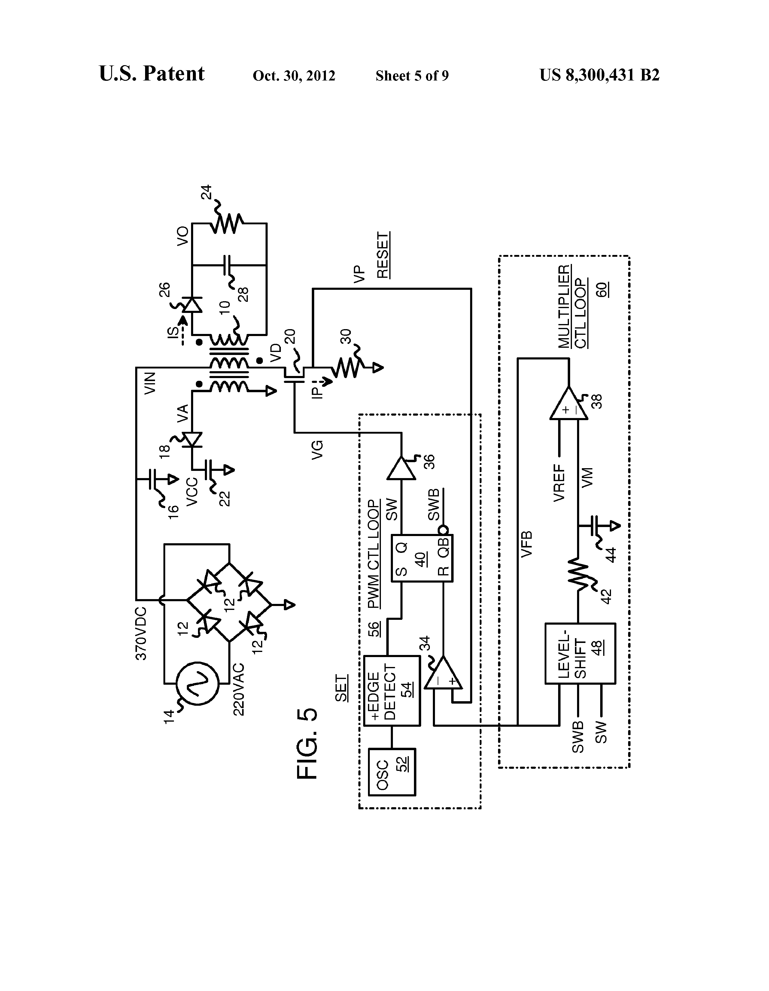 Constant Current Control Module Using Inverter Filter