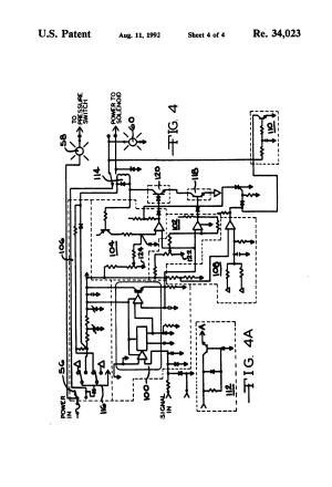 Patent USRE34023  Power takeoff speed control assembly
