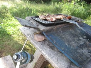 Bringing a Portable Grill Makes Cooking Easier